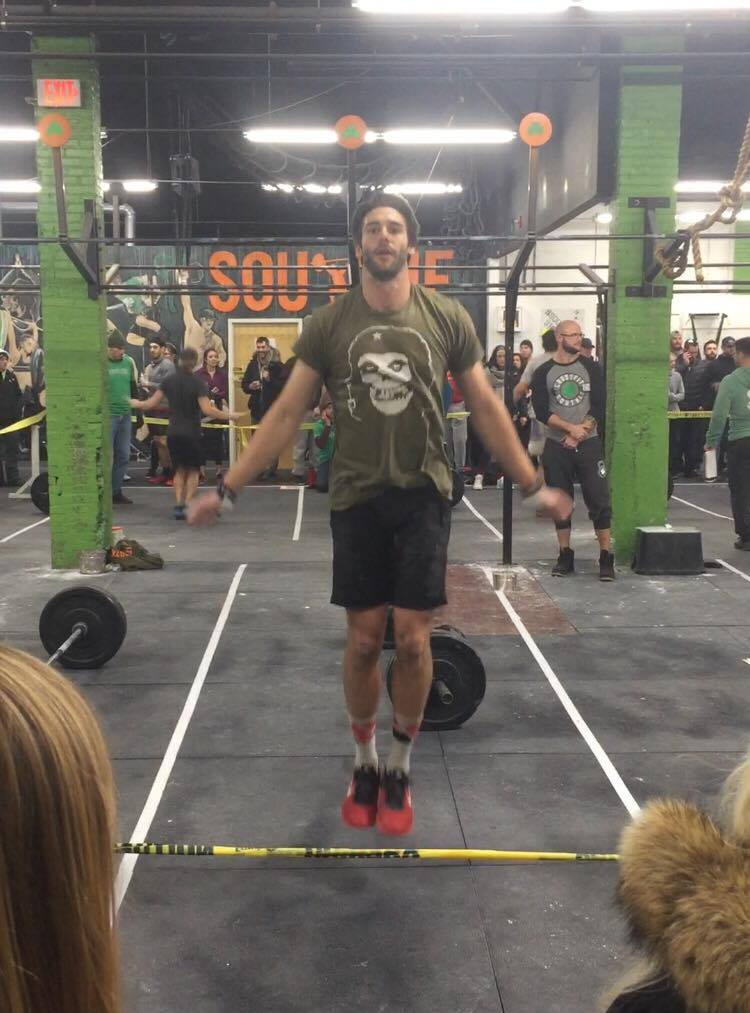 crossfit southie jump rope double unders