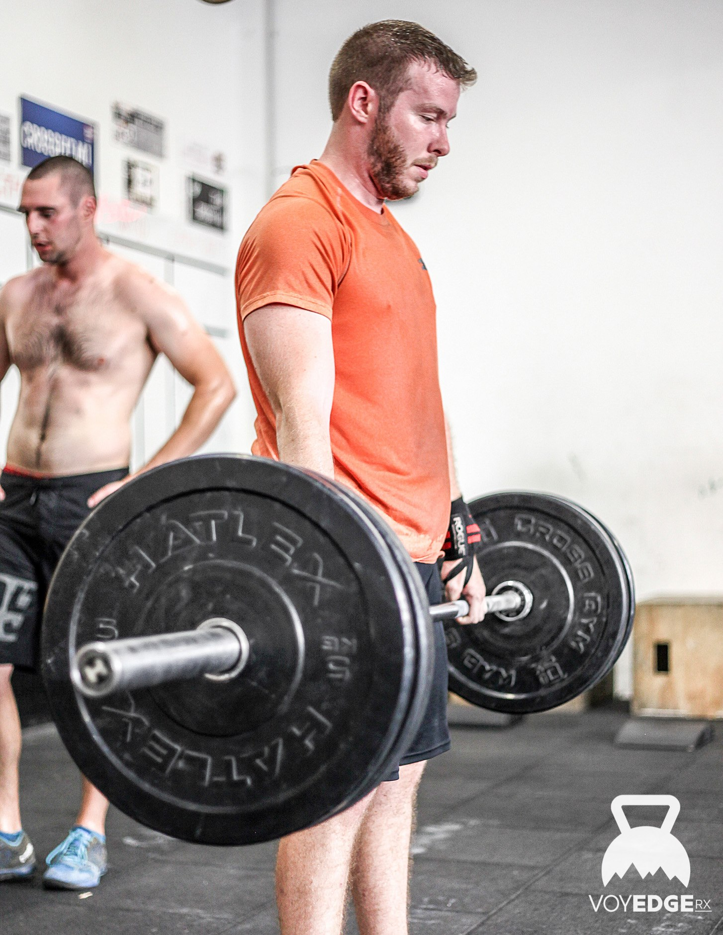 Jack Murphy at CrossFit M1 in Milan, Italy. Photo by: @squatsandpixels