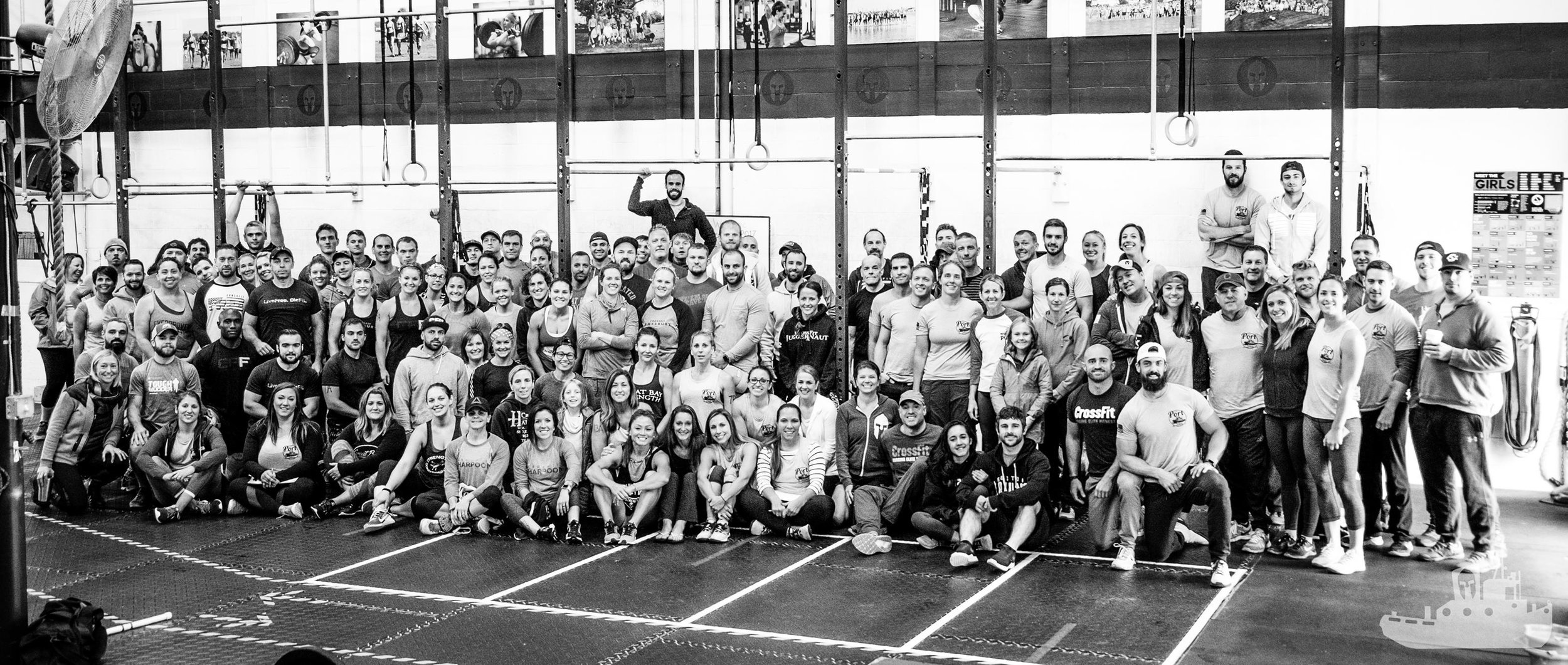 CrossFit The Port in Portsmouth, NH