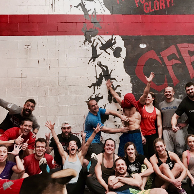 crossfit portsmouth