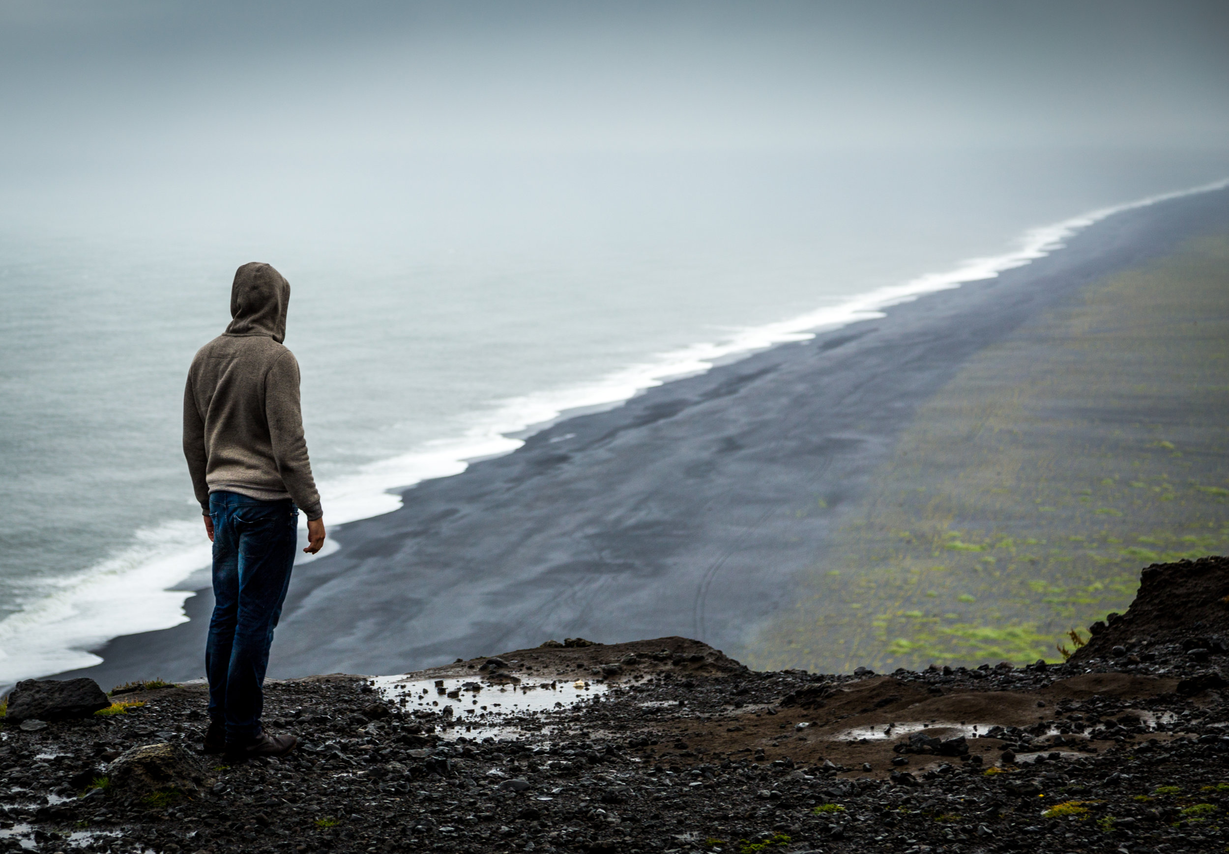 Taking it all in....Iceland's Southern Coast
