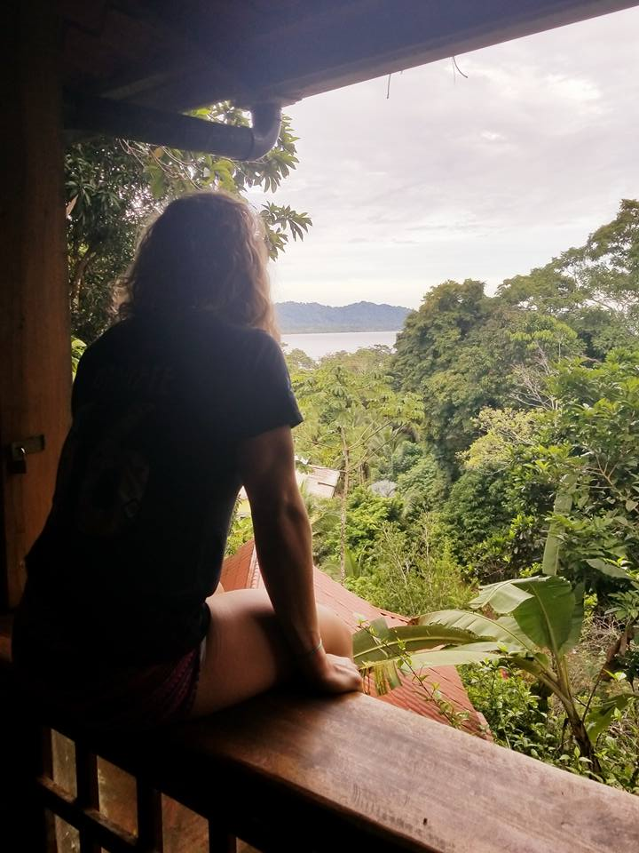 Ashley Studer in Costa Rica 2017