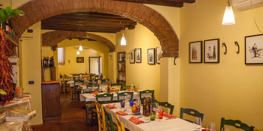 You can eat a 5-9 euro pizza in a place like this? And have it be the best ever? Damn....