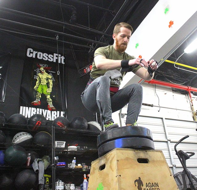 Photo credit: CrossFit Southie in Boston, MA