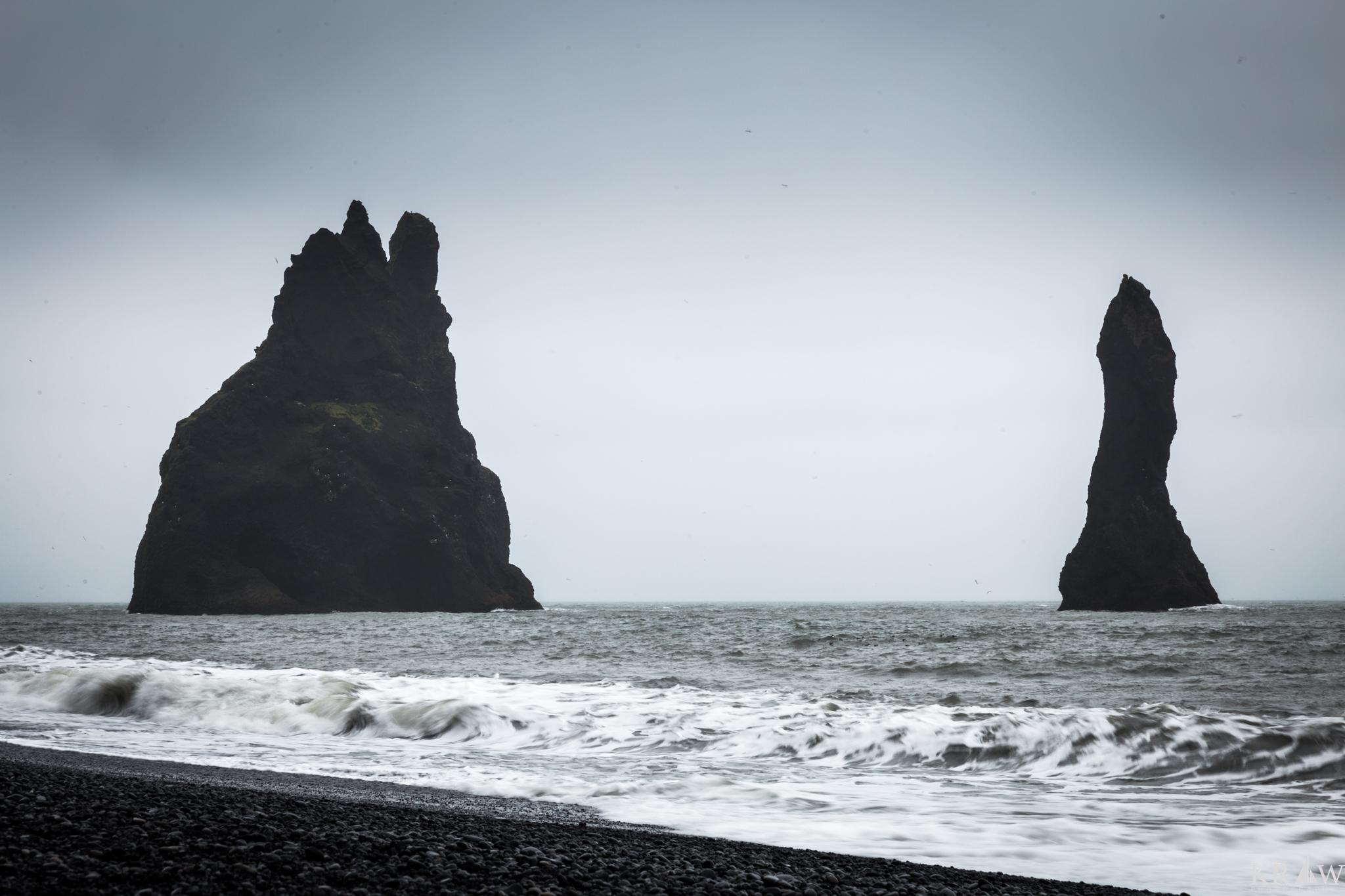 amazing formations iceland black sand beach