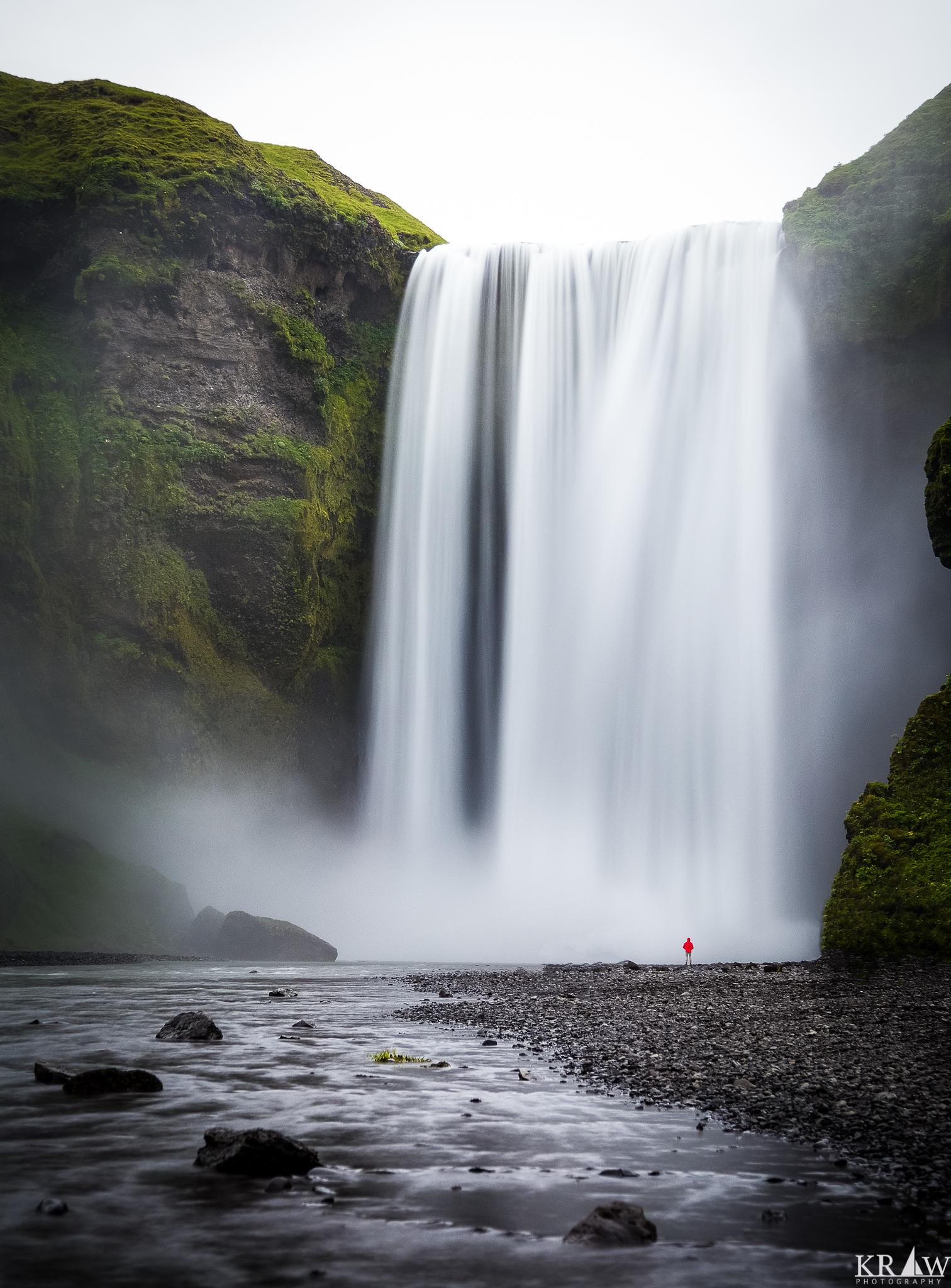 waterfalls iceland voyedge rx