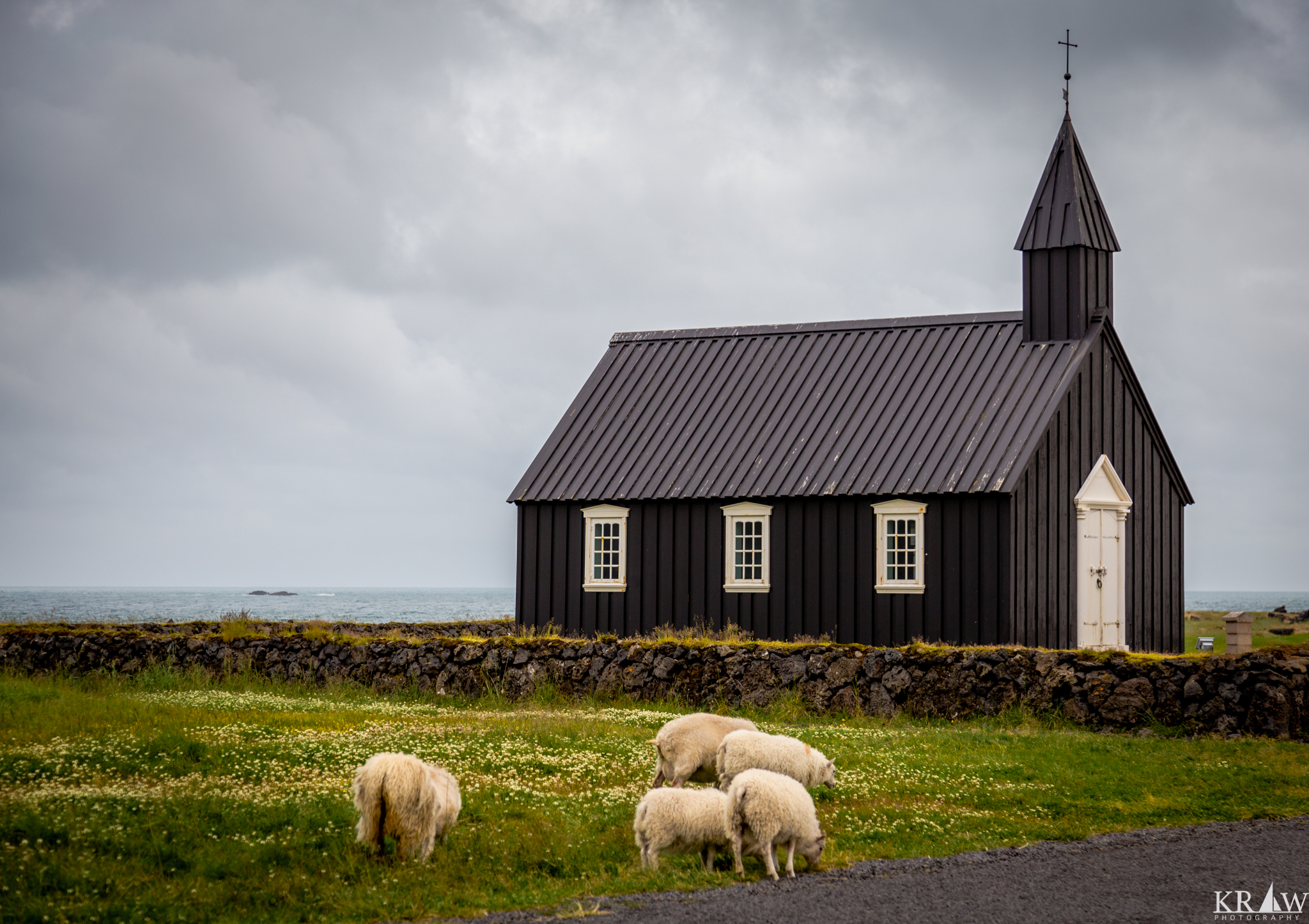 black church iceland voyedge rx