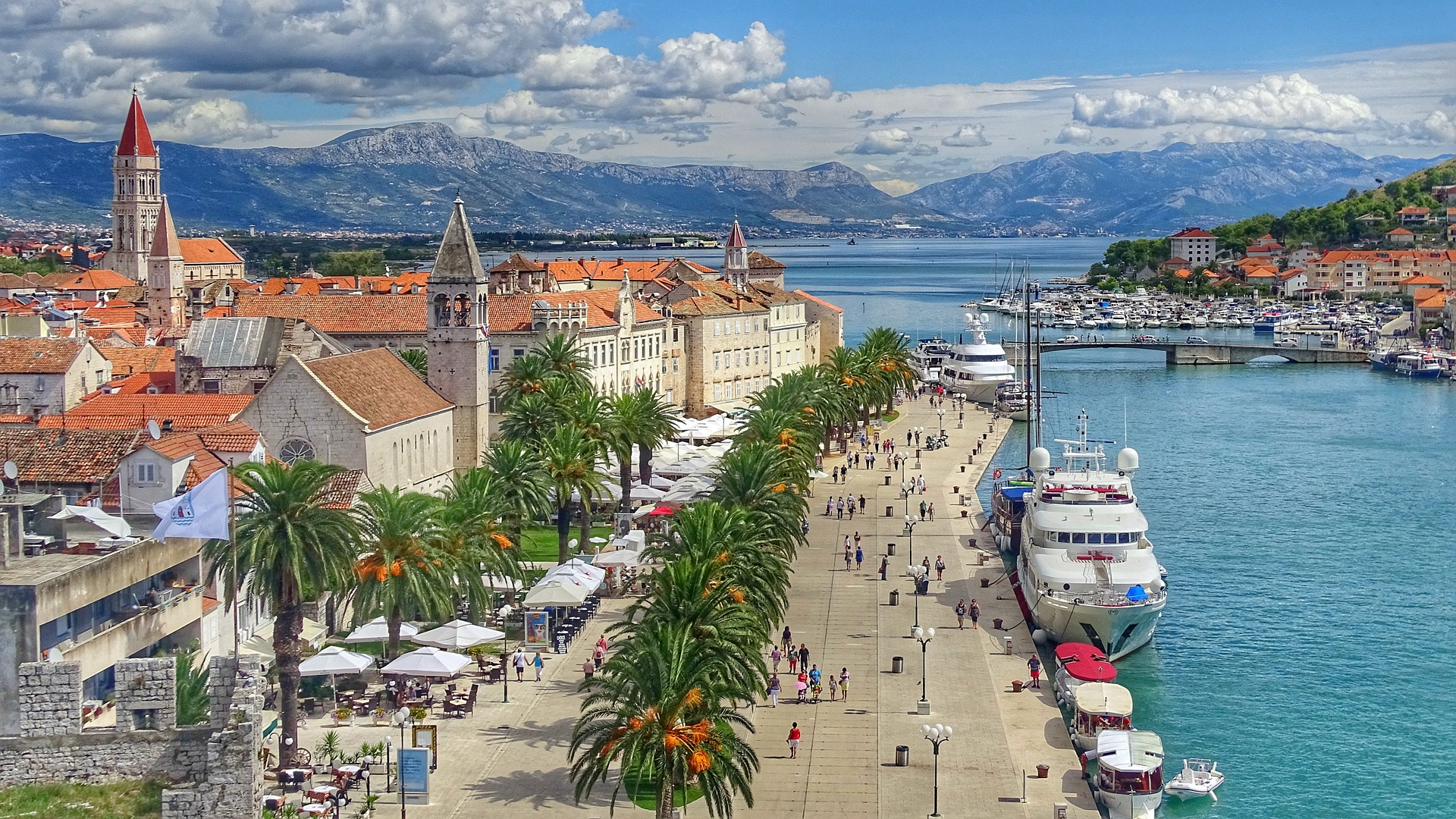 Get stoked, this is Croatia.