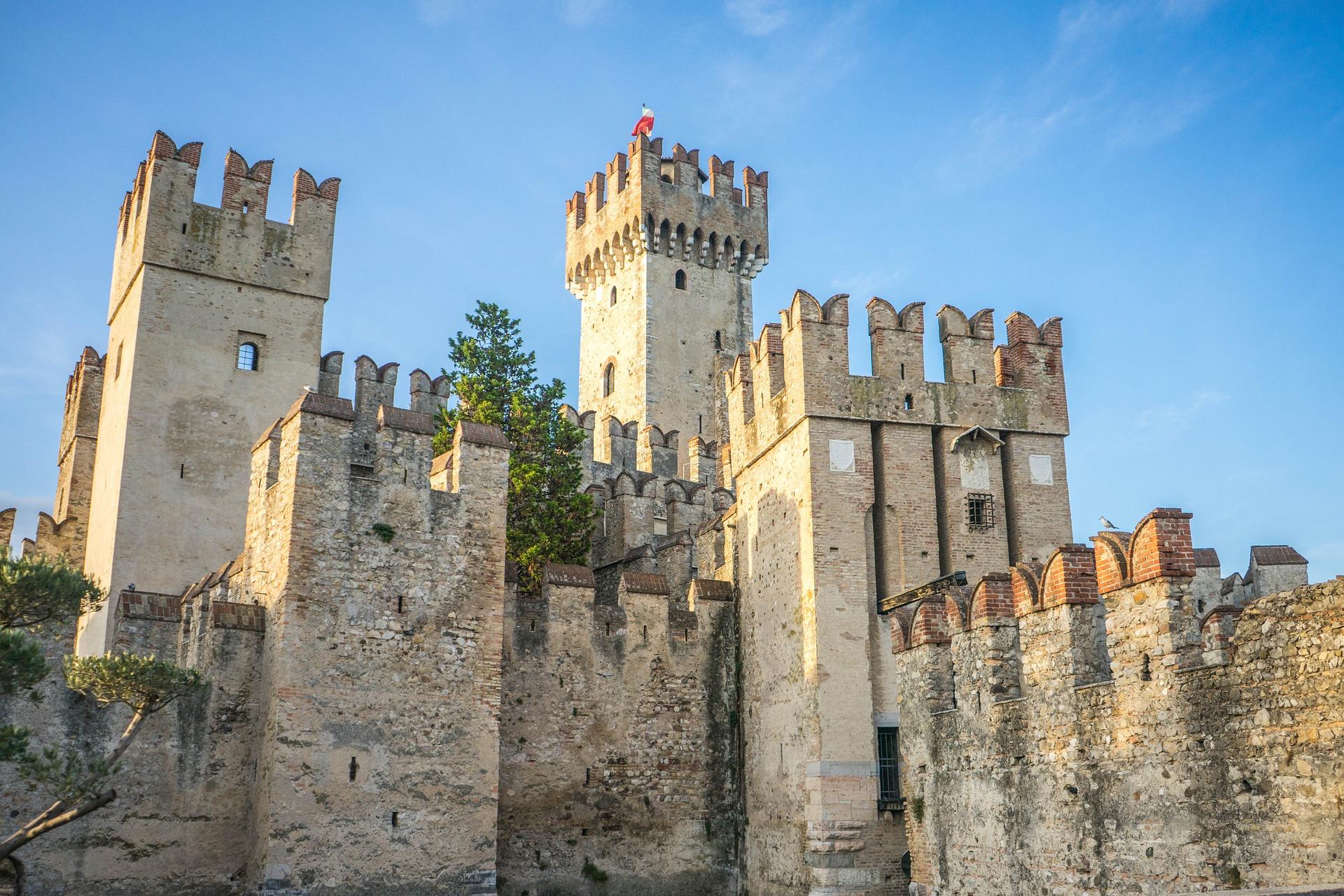 Scaliger Castle