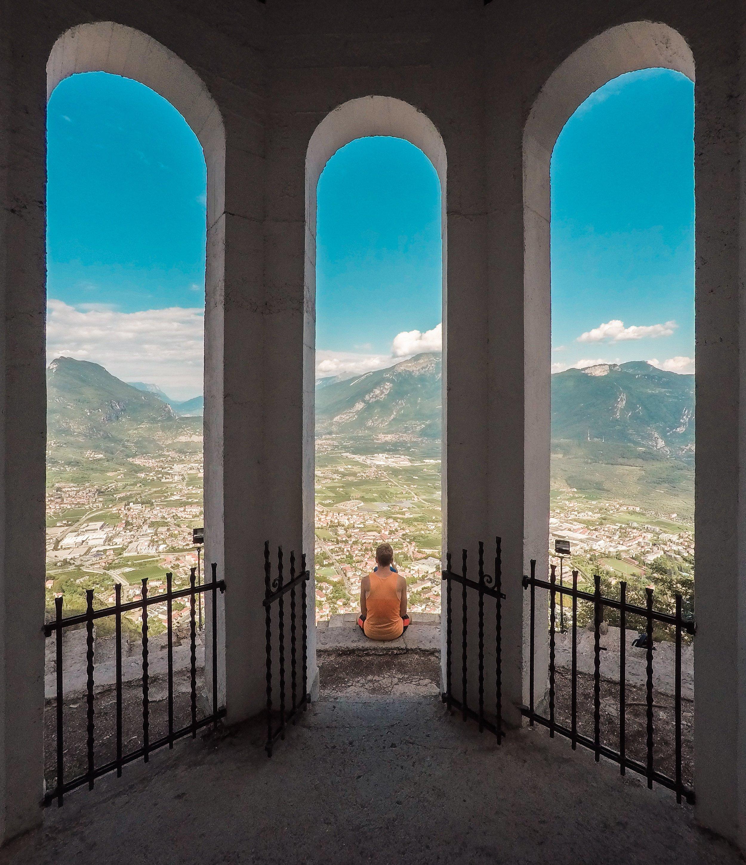 Those Lake Garda views tho.....
