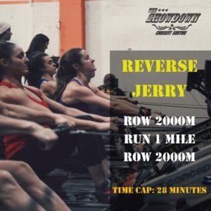 """Reverse Jerry"""