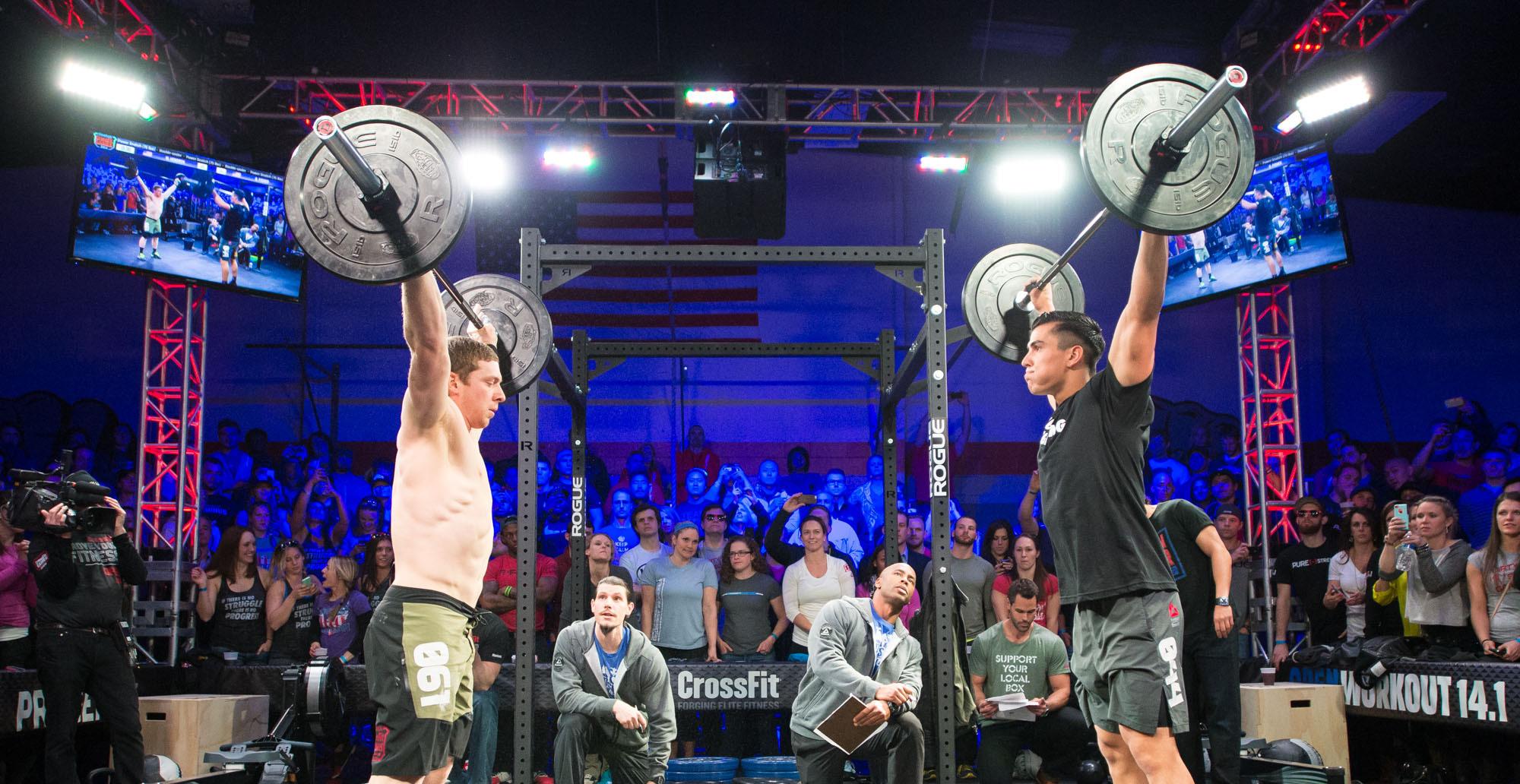 Photo Courtesy of CrossFit Inc