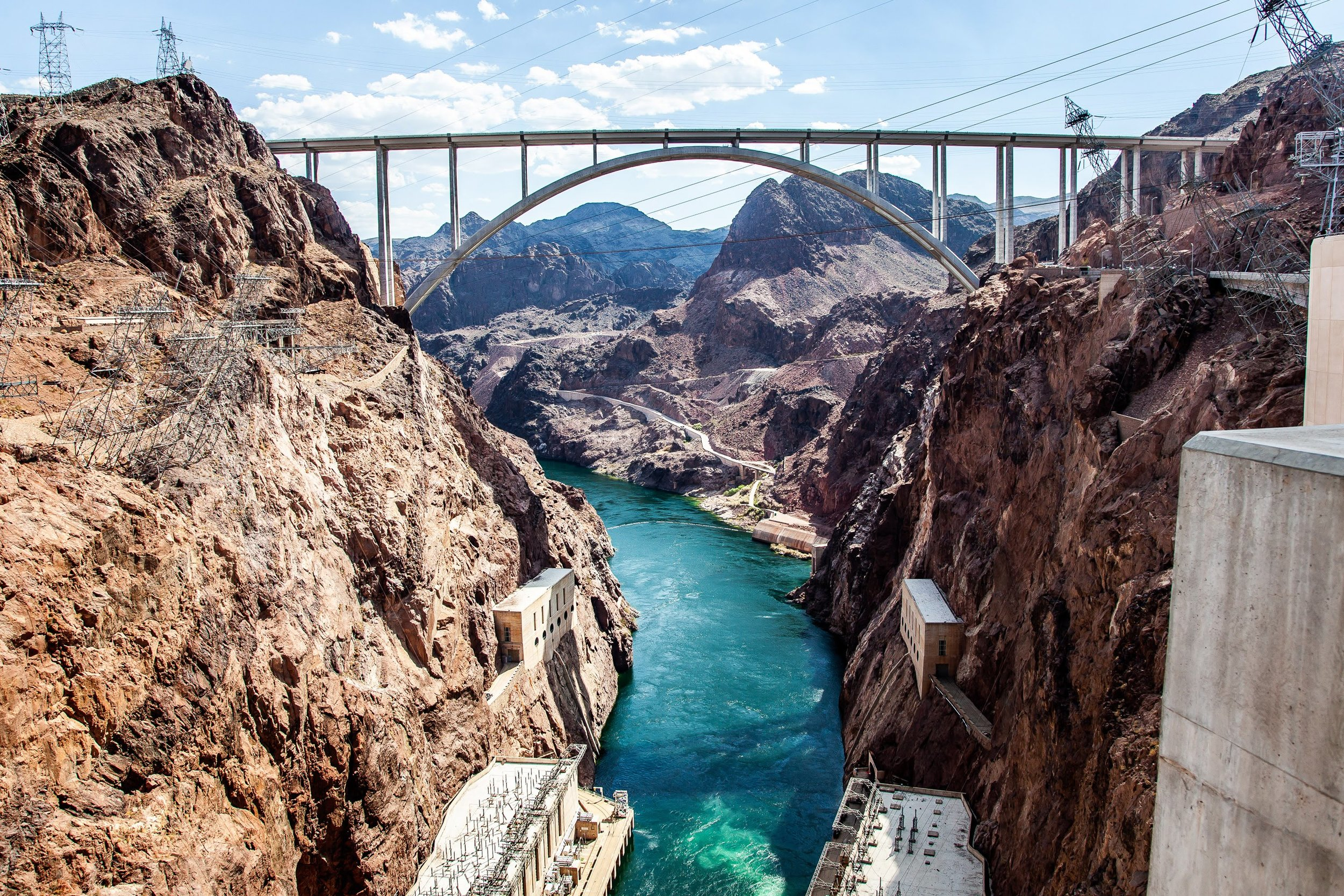 lake mead and hoover damn voyedge rx