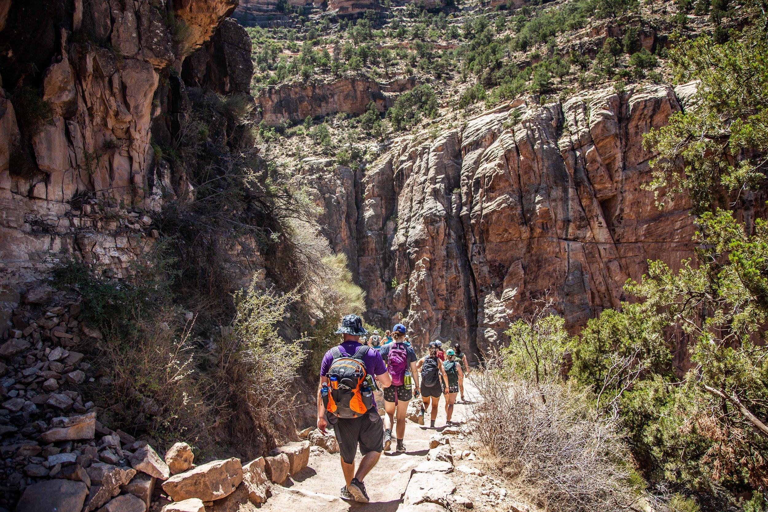 grand canyon & bright angel trail voyedge rx