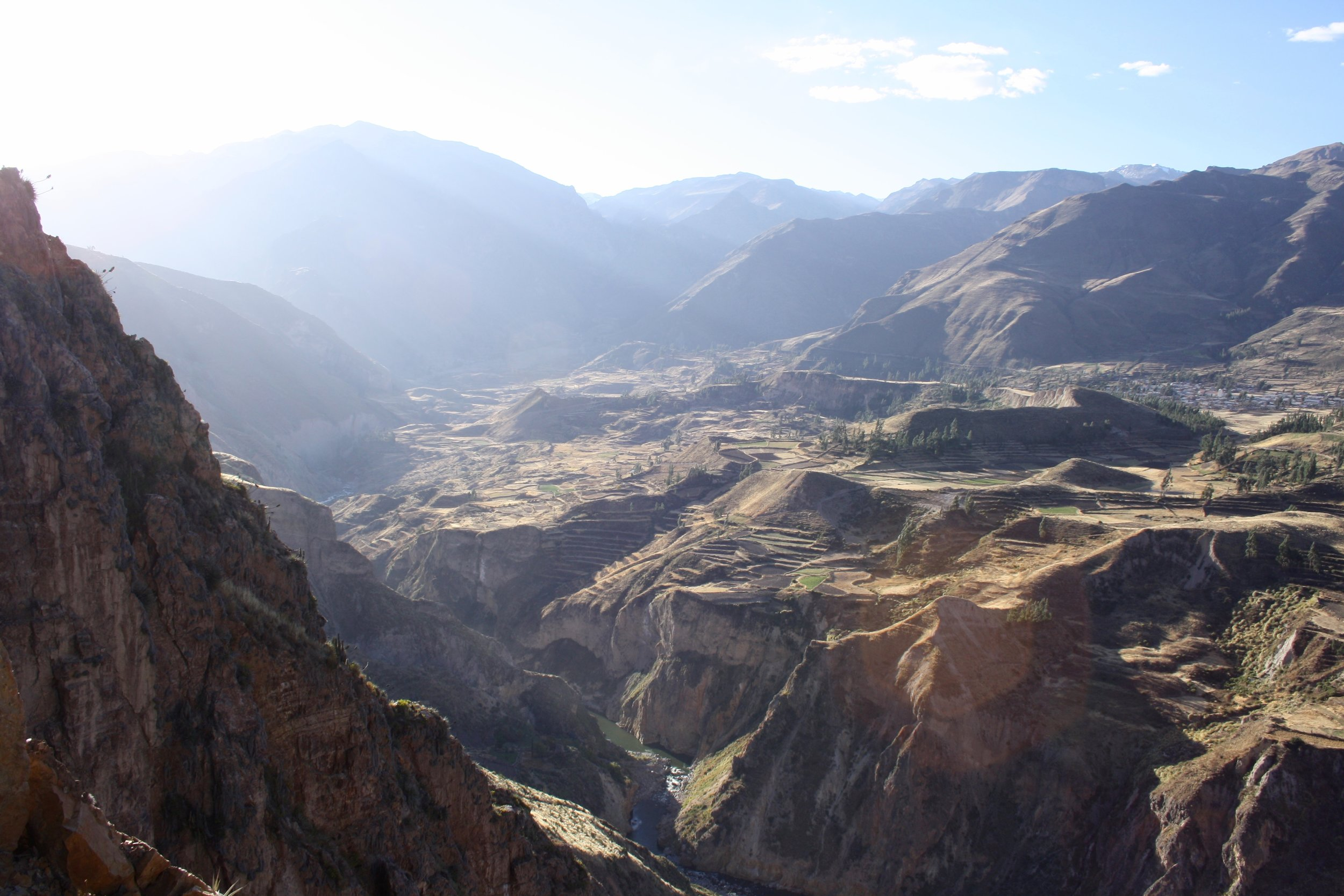 Peru Santa Teresa