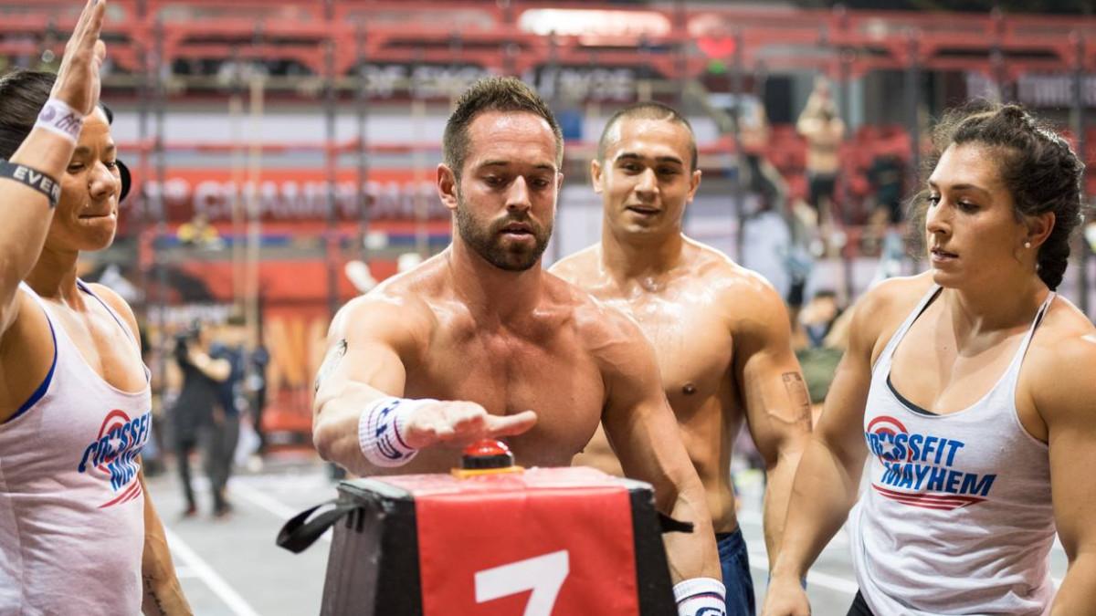 Photo via CrossFit Games