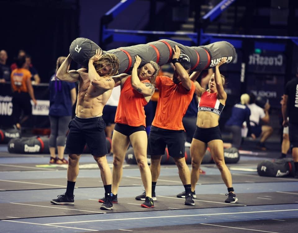 Photo: Down Under CrossFit Championship