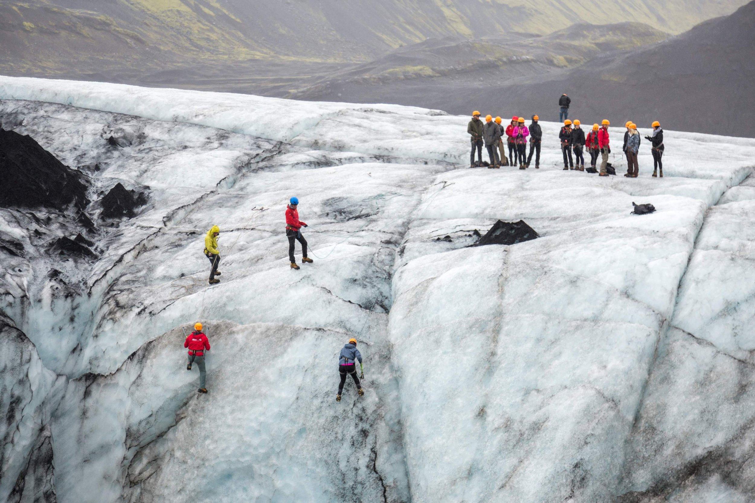 iceland voyedge rx tour fitness excursion travel