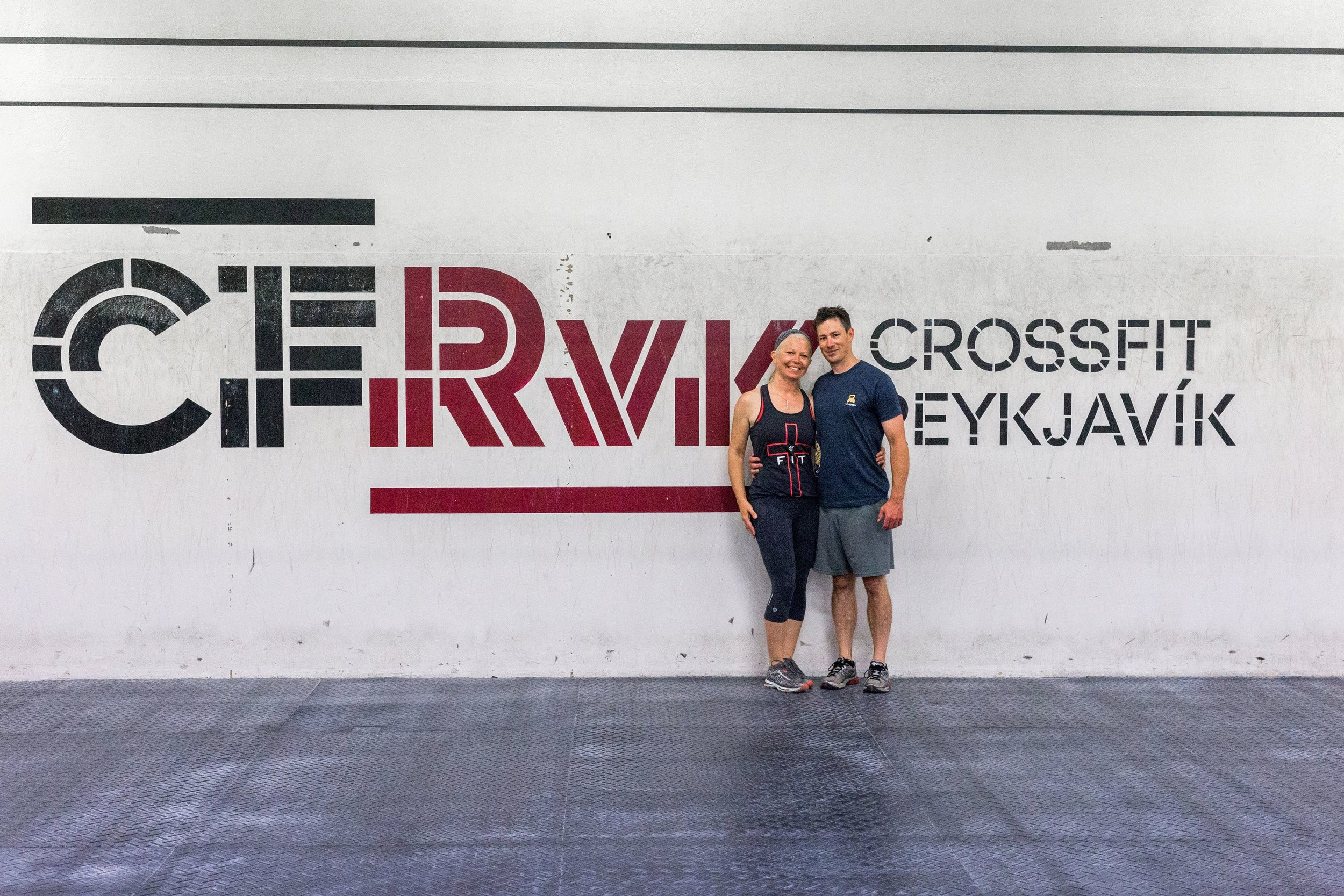 voyedge rx fitness travel tour iceland