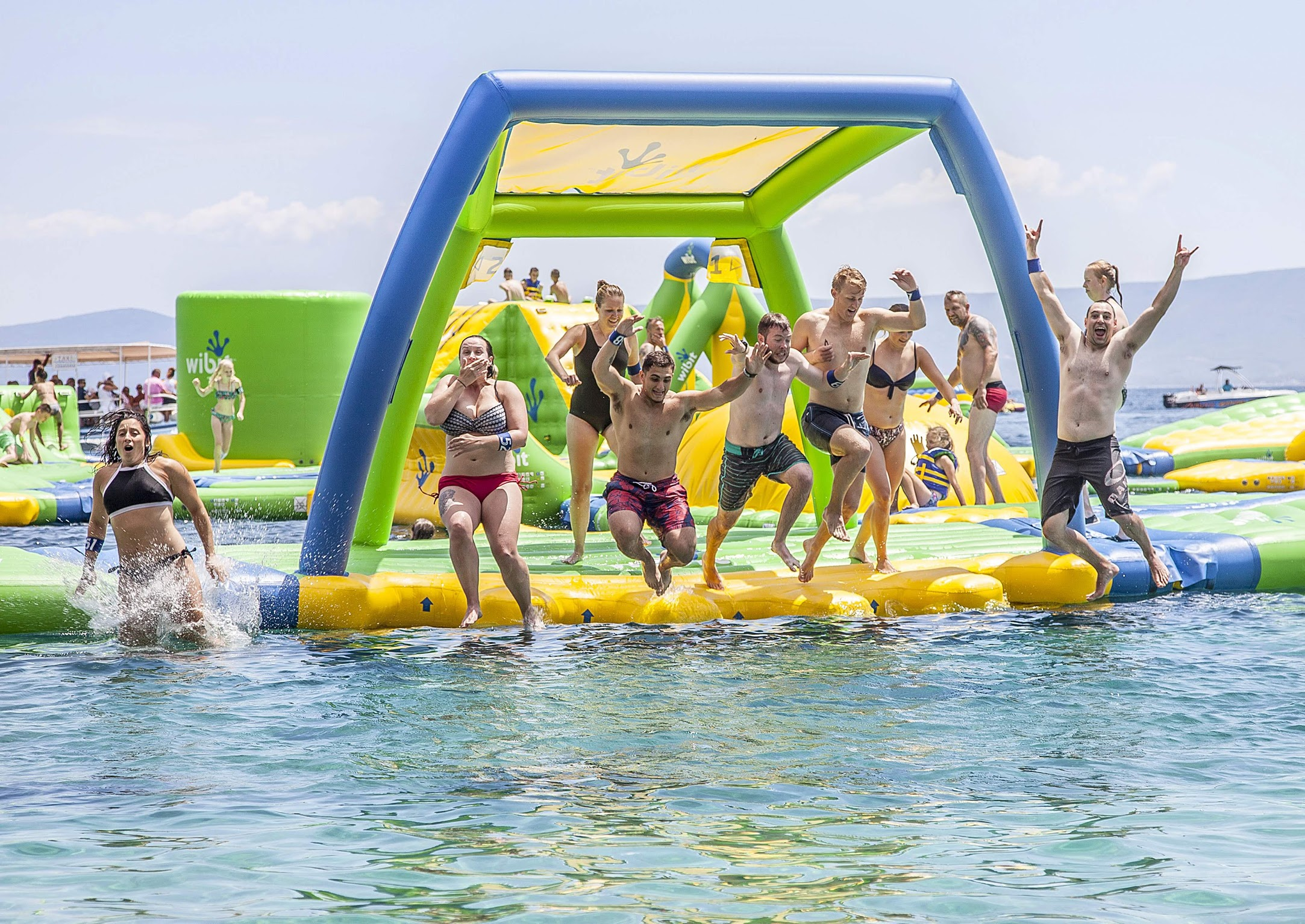 croatia hvar bol island hopping