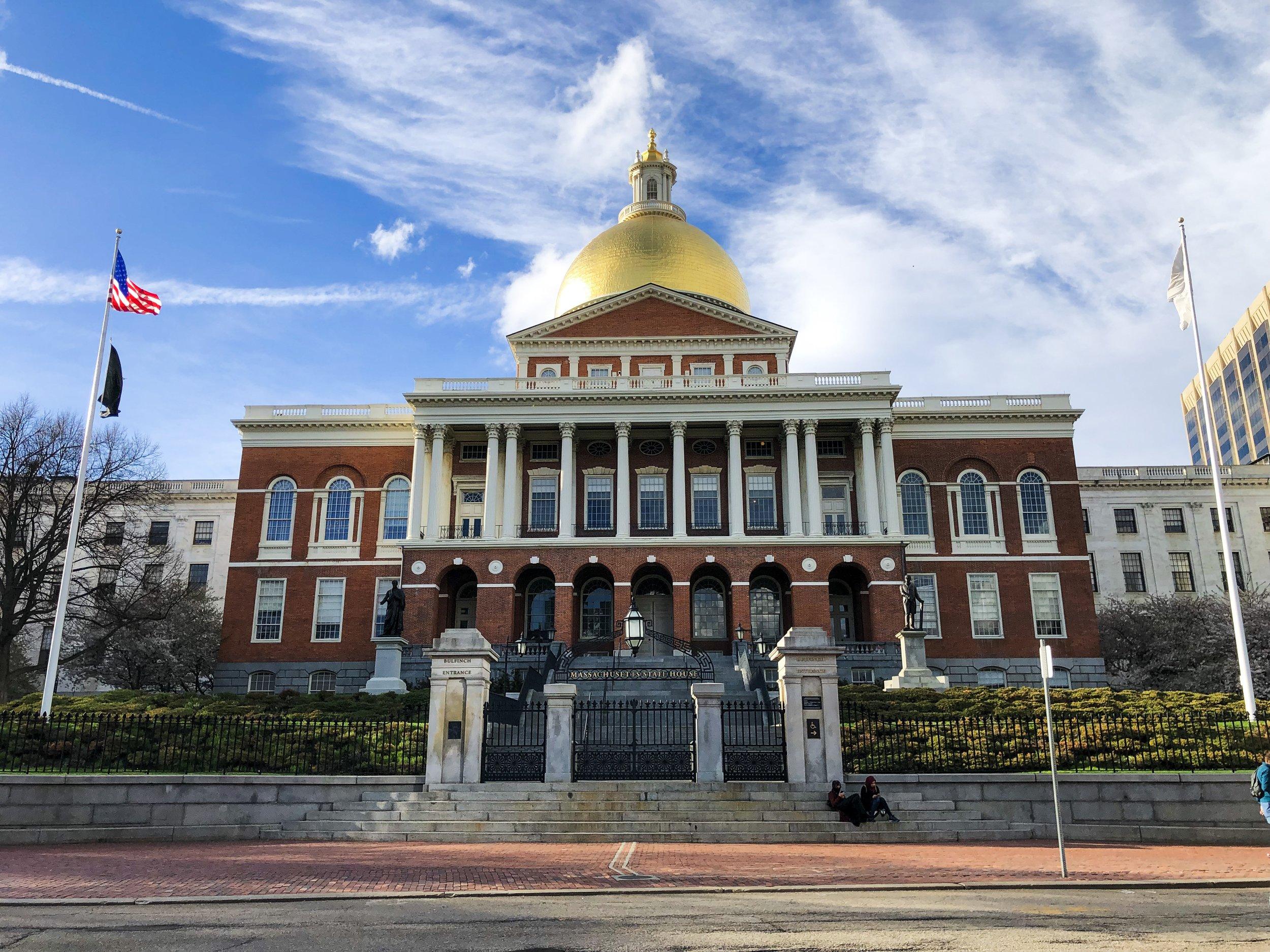 boston city hall senate rep