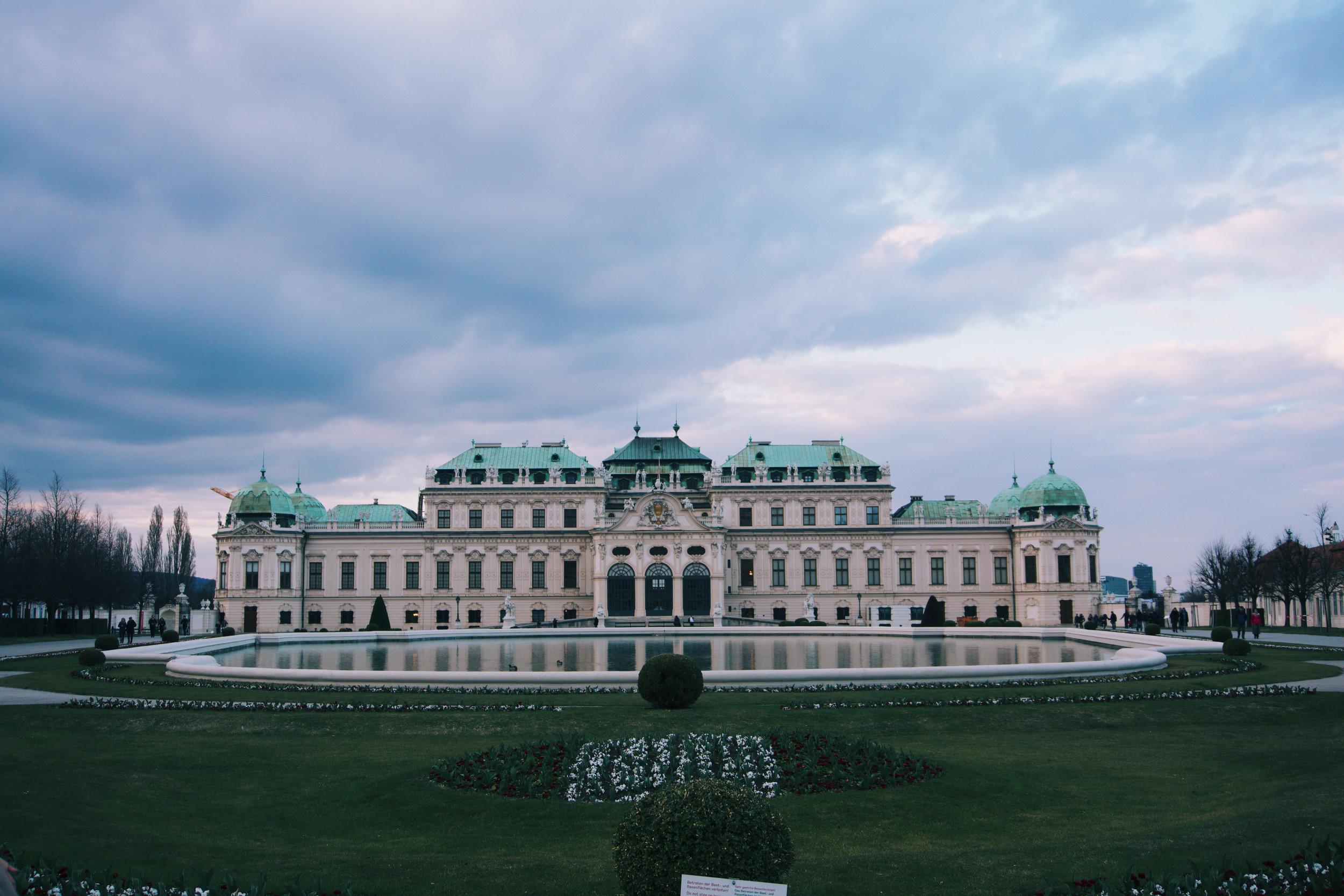 scchonbrunn palace
