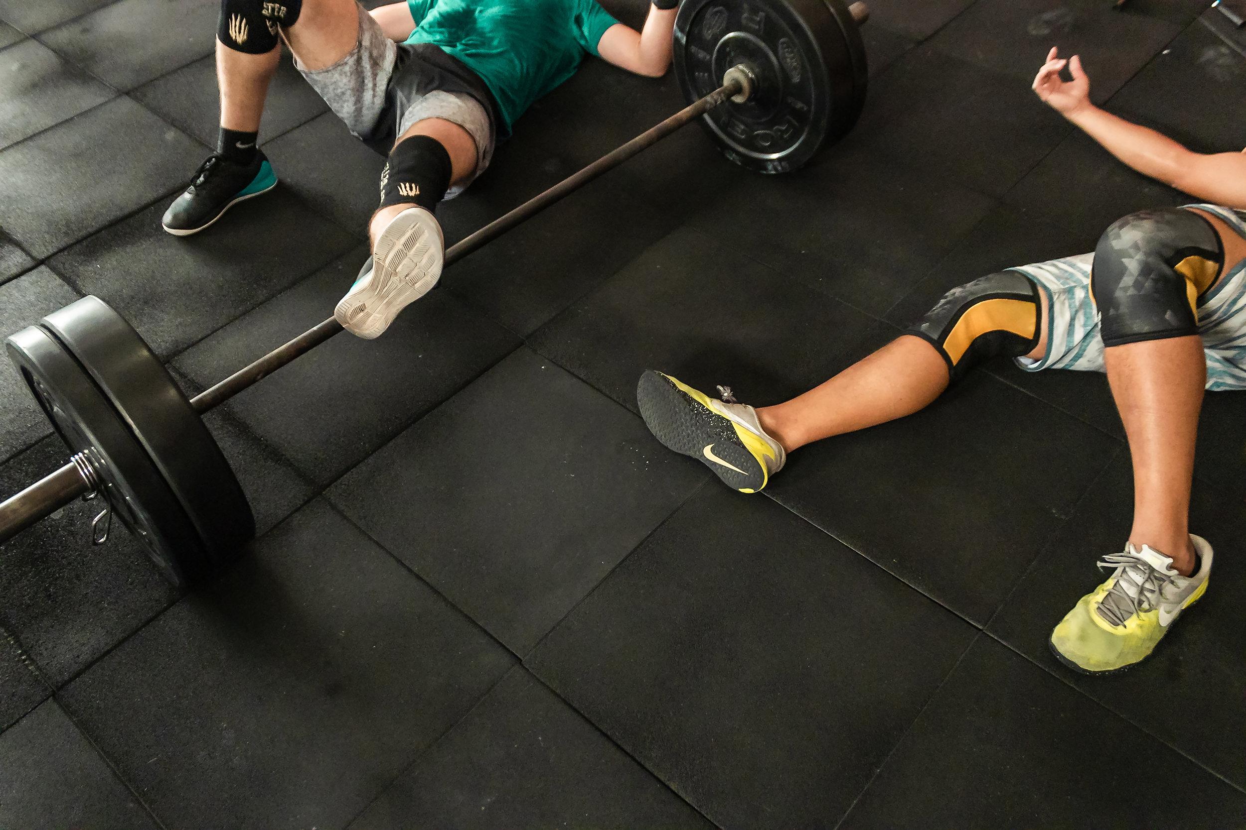 fitness trainer voyedge rx