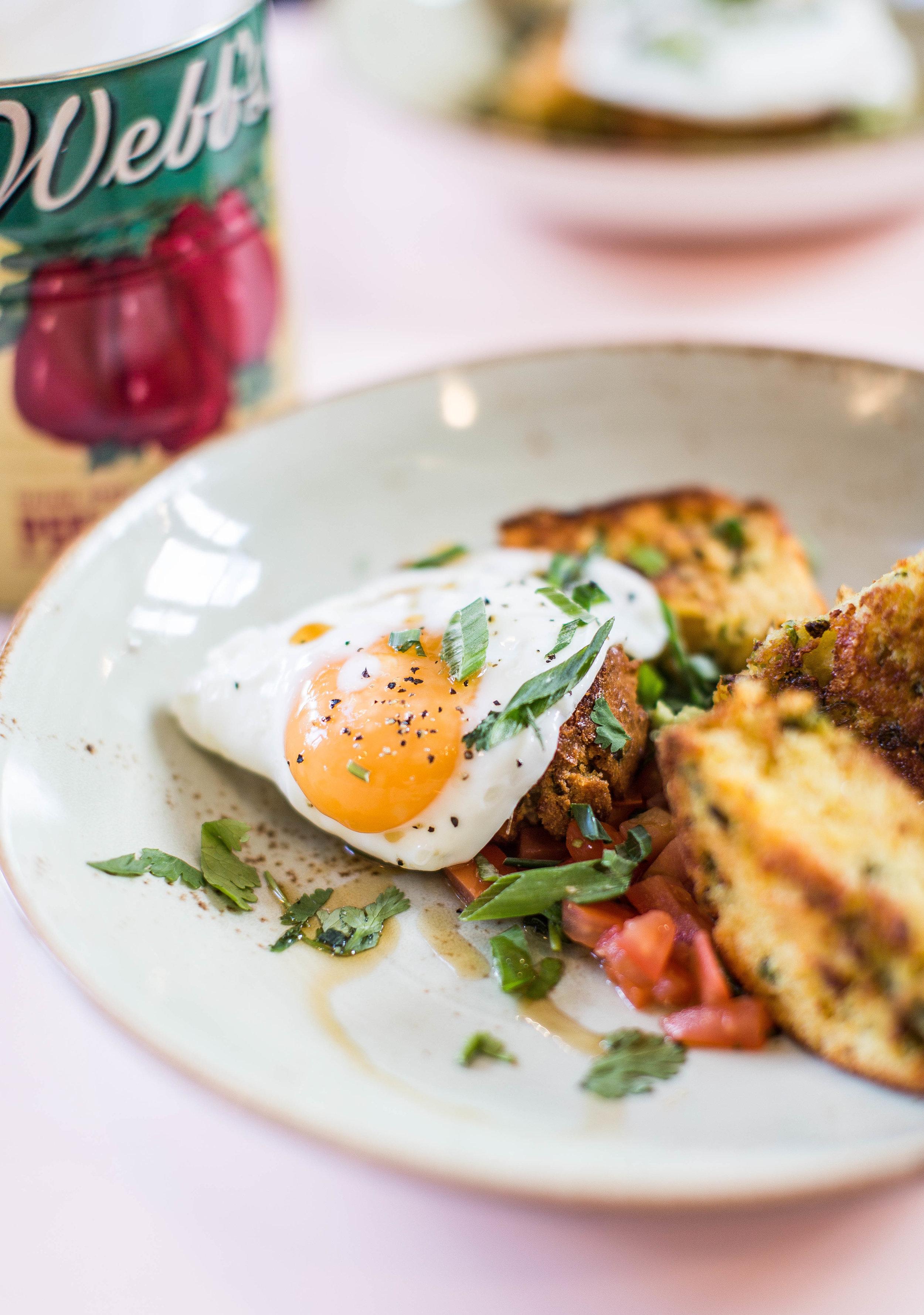 eggs breakfast voyedge rx