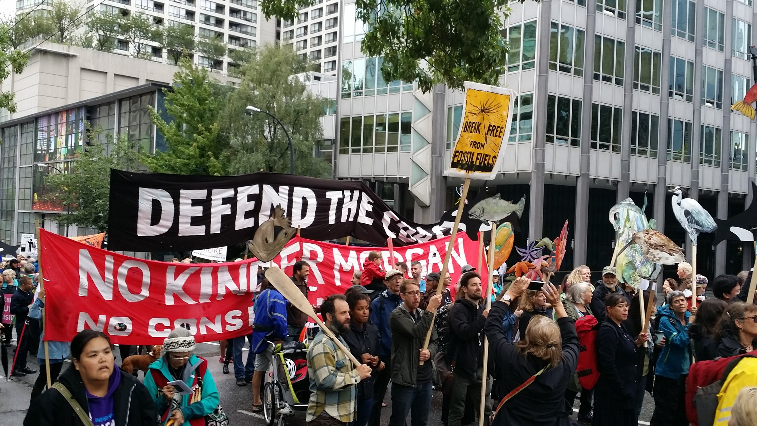 Kinder Morgan, We Say No! March & Rally on Saturday, September 9, 2017 (3).jpg