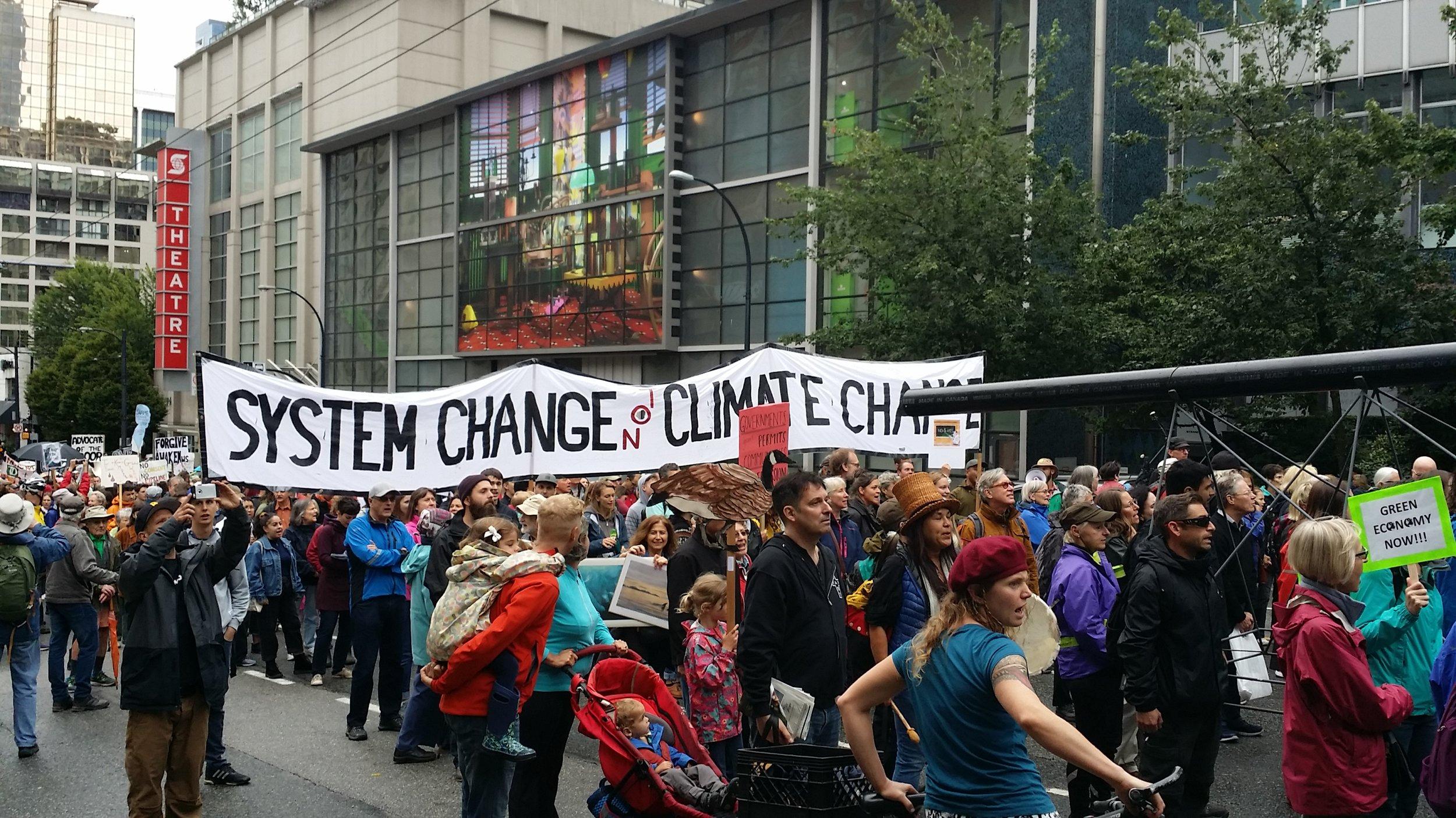 Kinder Morgan, We Say No! March & Rally on Saturday, September 9, 2017 (5).jpg