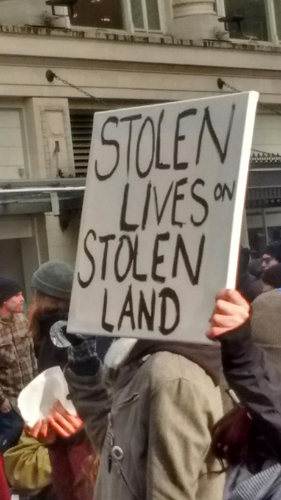 Justice for Tina Fontaine March and Rally Vancouver - Feb 24 2018 (2).JPG