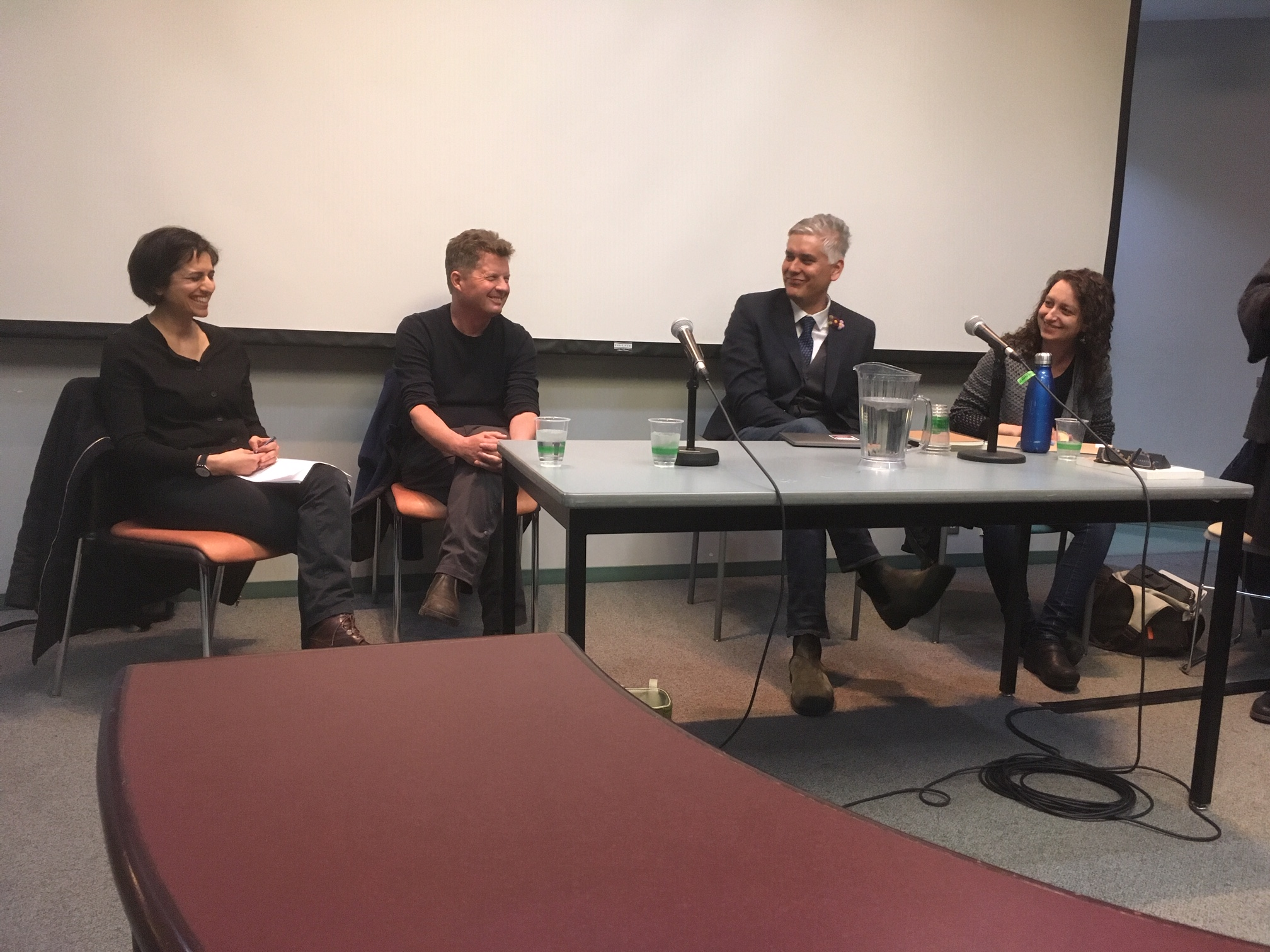 Colonial Lives of Property Panel - SFU Harbour Centre - April 9, 2019 (11).JPG