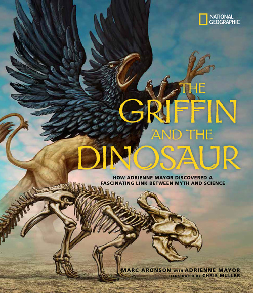 THE GRIFFIN AND THE DINOSAUR -