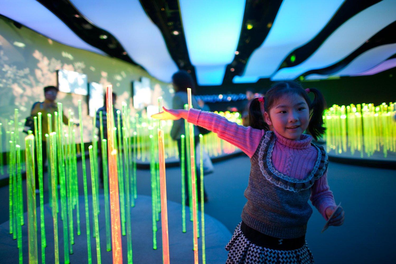 SHANGHAI WORLD EXPO -