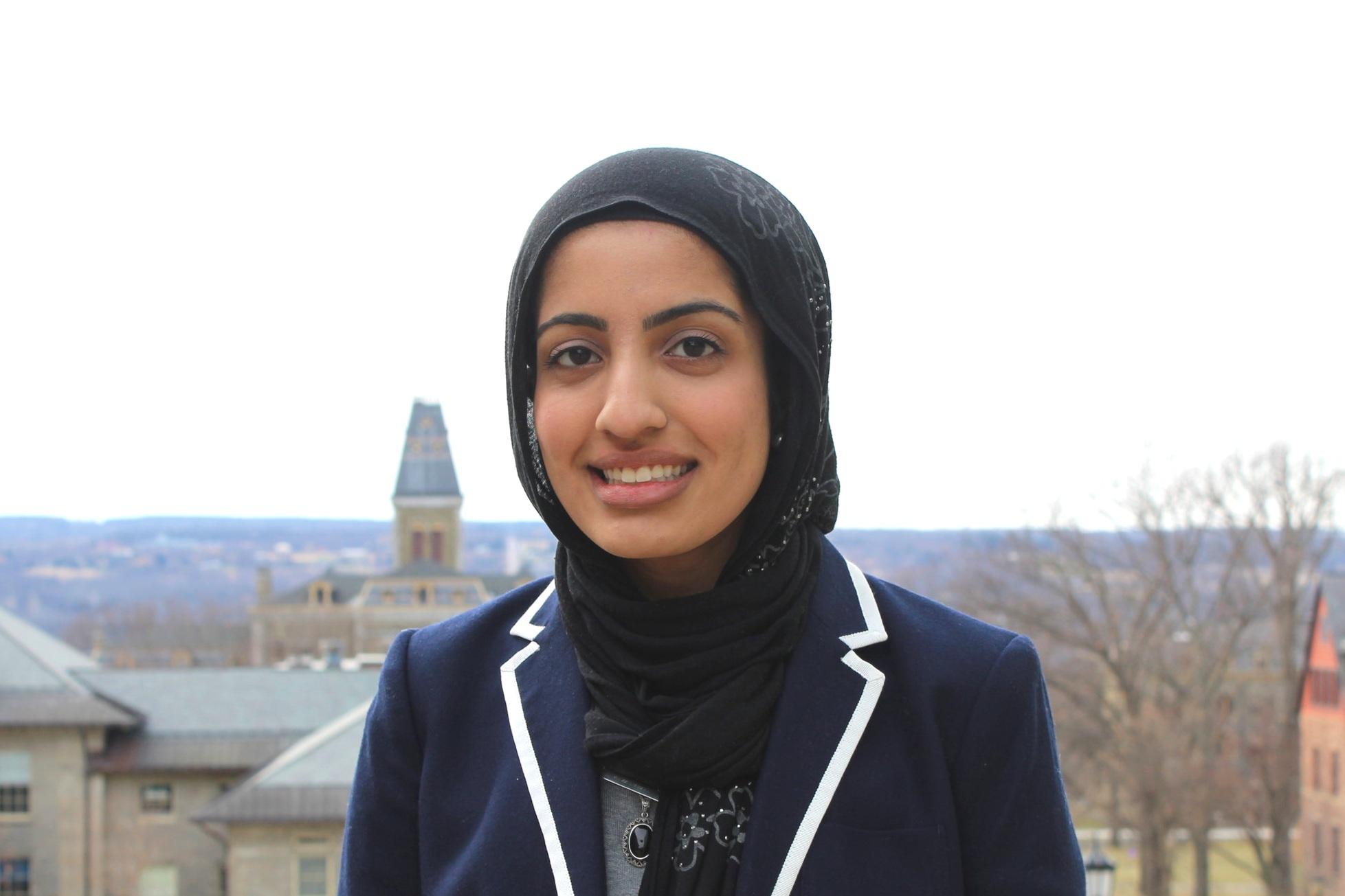 Director of Public Relation   Maryam Zafar | pr@ciaconline.org