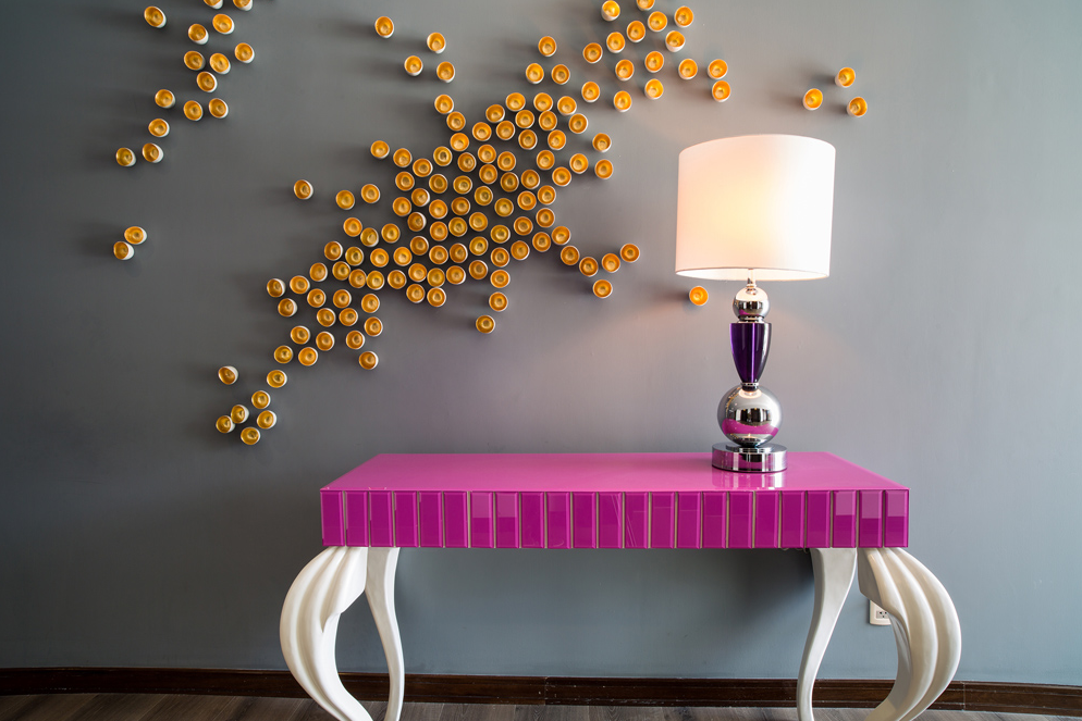 Stannum Boutique - Lobby Tables