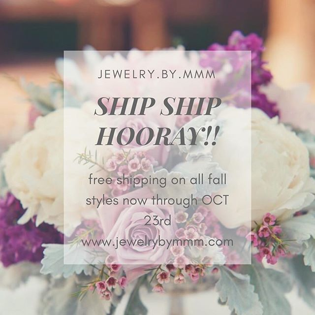 """you read right!! FRRREEEE shipping!! for the next 2 weeks—� all new styles (INCLUDING new tassels) are shipped for free!! use code """"FALLSHIP"""" at checkout"""