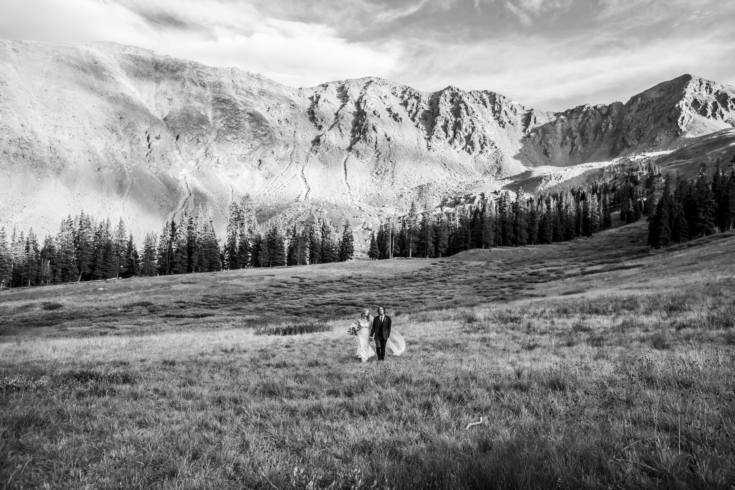 - Shannon & Joel   Arapahoe Basin Wedding