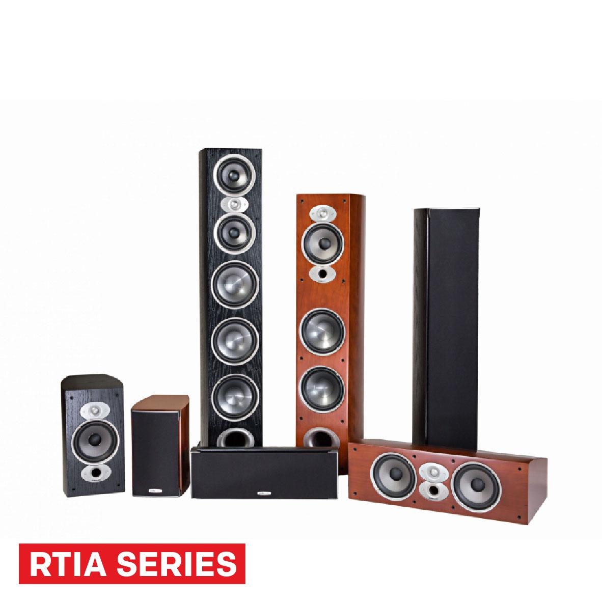 Polk Audio RTiA Series Đông Thành - Hòa phúc