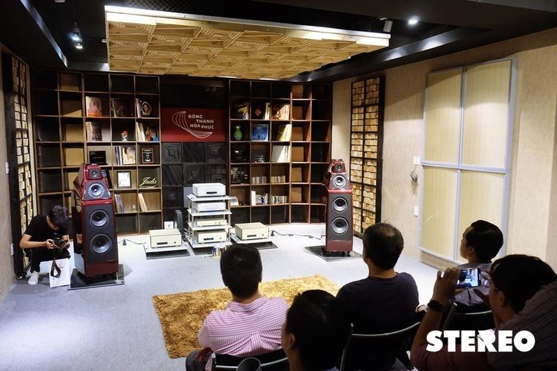 Wilson Audio_ FM Acoustics _ Stereo_ Đông Thành - Hòa Phúc