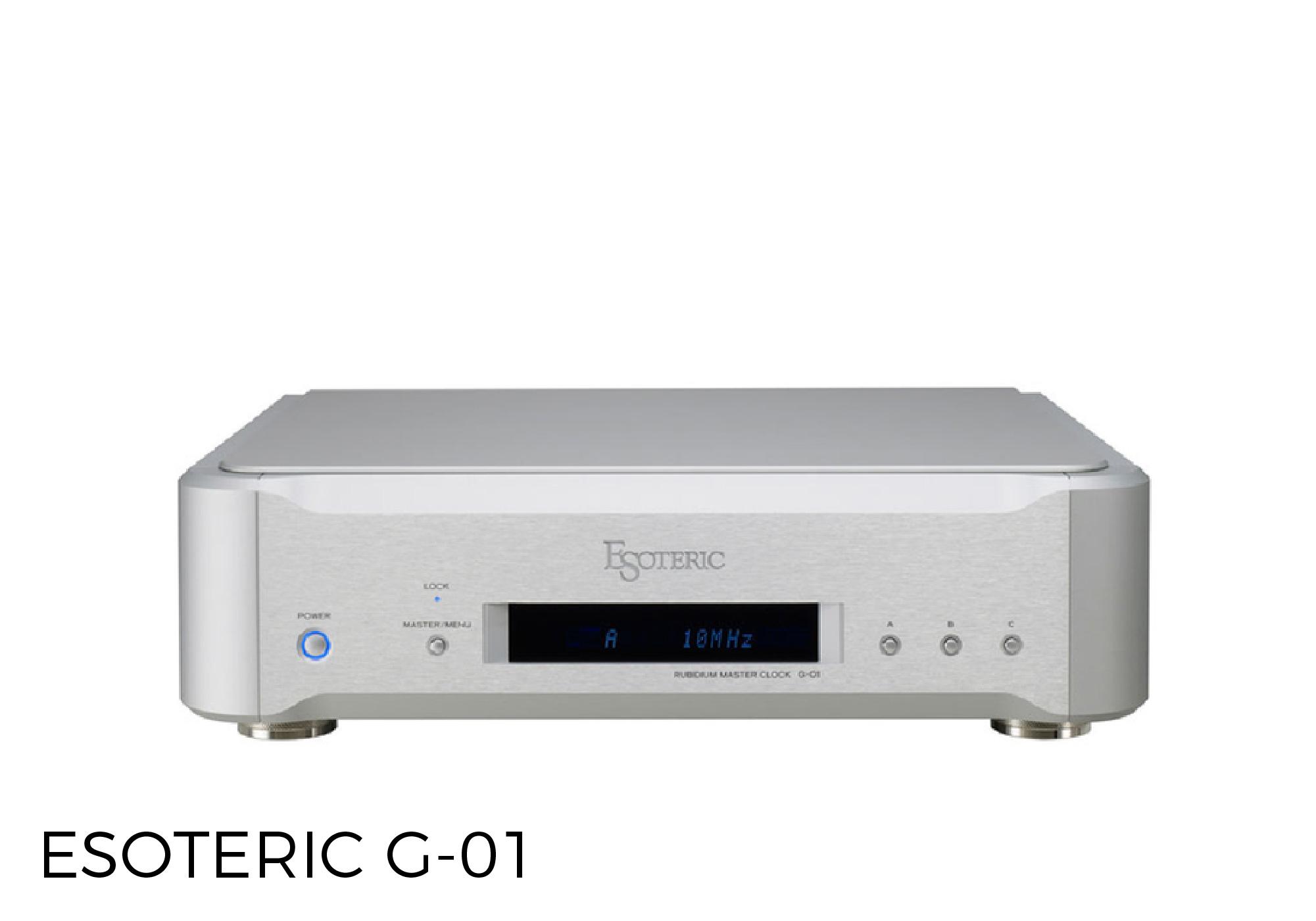 ESOTERIC G-01 DONG THANH HOA PHUC