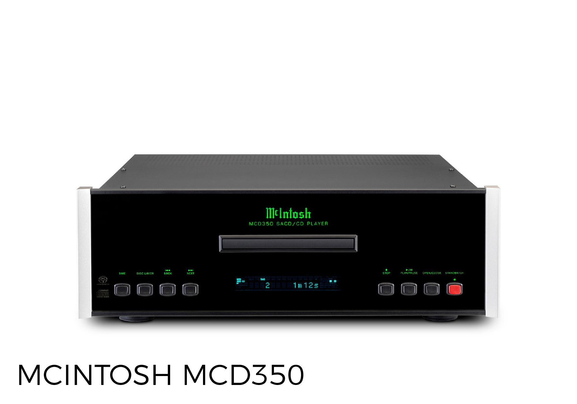 MCINTOSH MCD350 DONG THANH - HOA PHUC