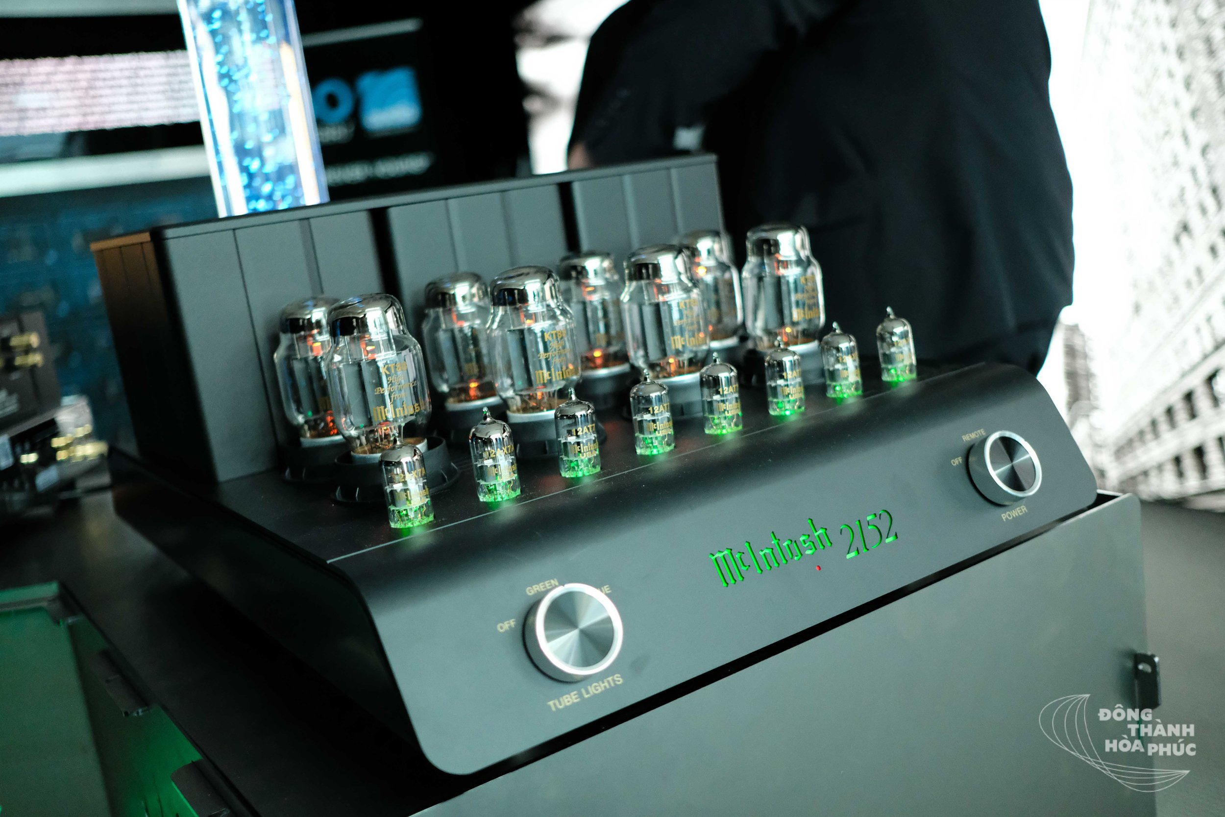 McIntosh MC2152 tại HIGH END Munich 2019