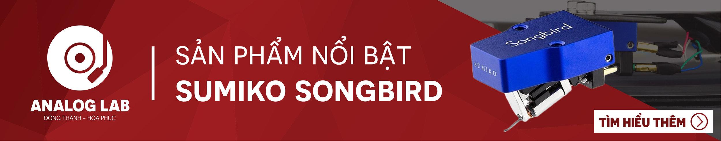 Sumiko Songbird Analog Lab