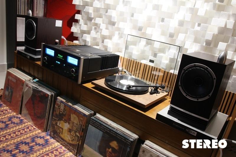 ProJect Essential McIntosh MA7200 Đông Thành - Hòa Phúc Stereo