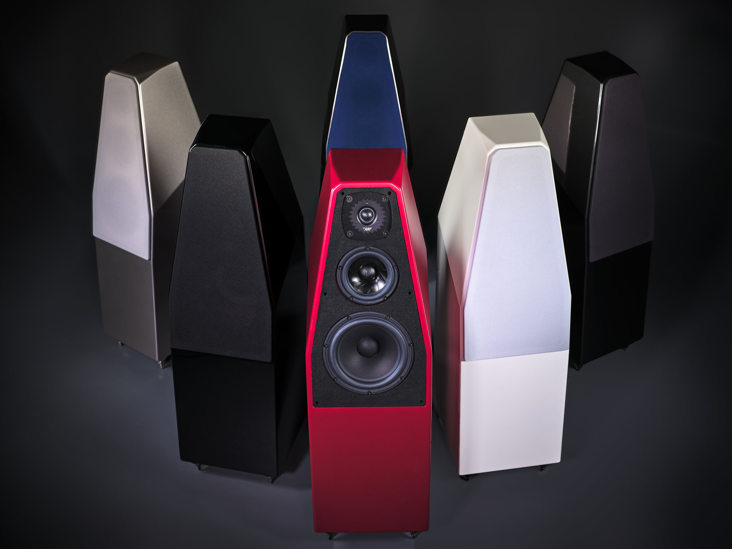 Sabrinax speakers