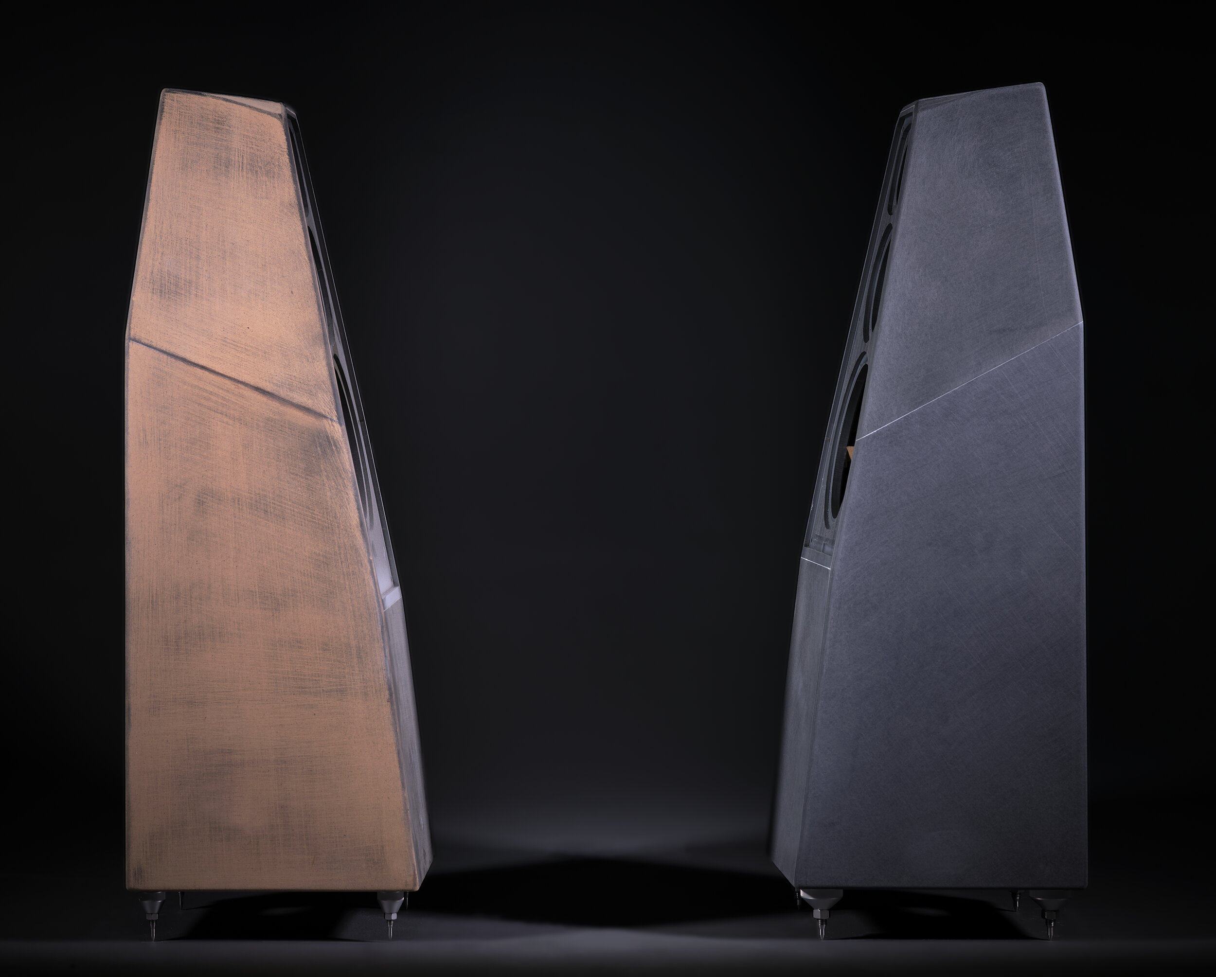 2 sabrinax speakers