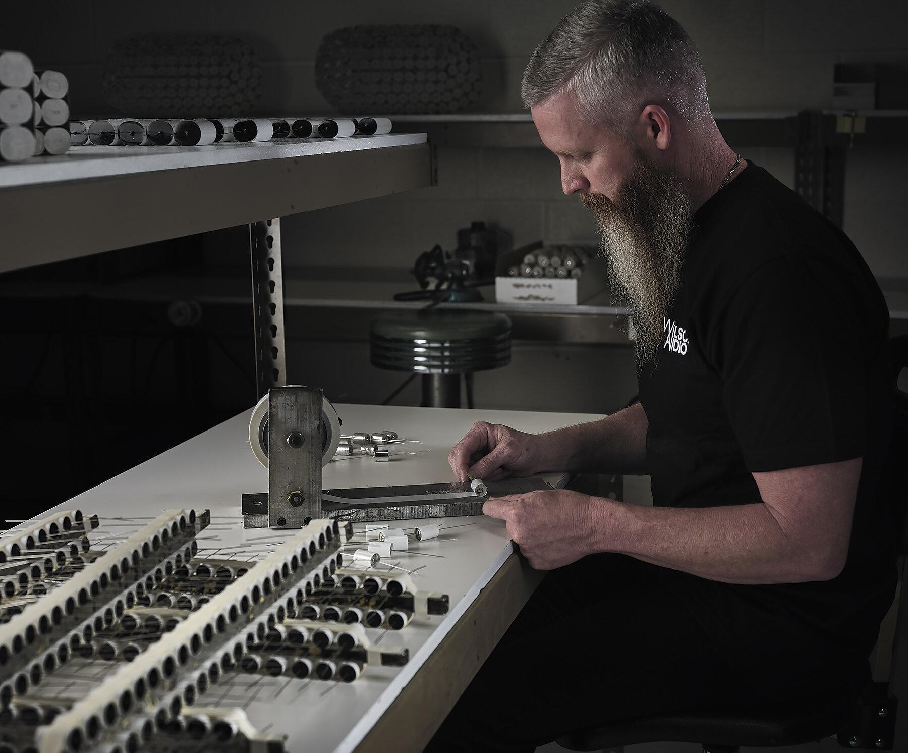 men on repairing