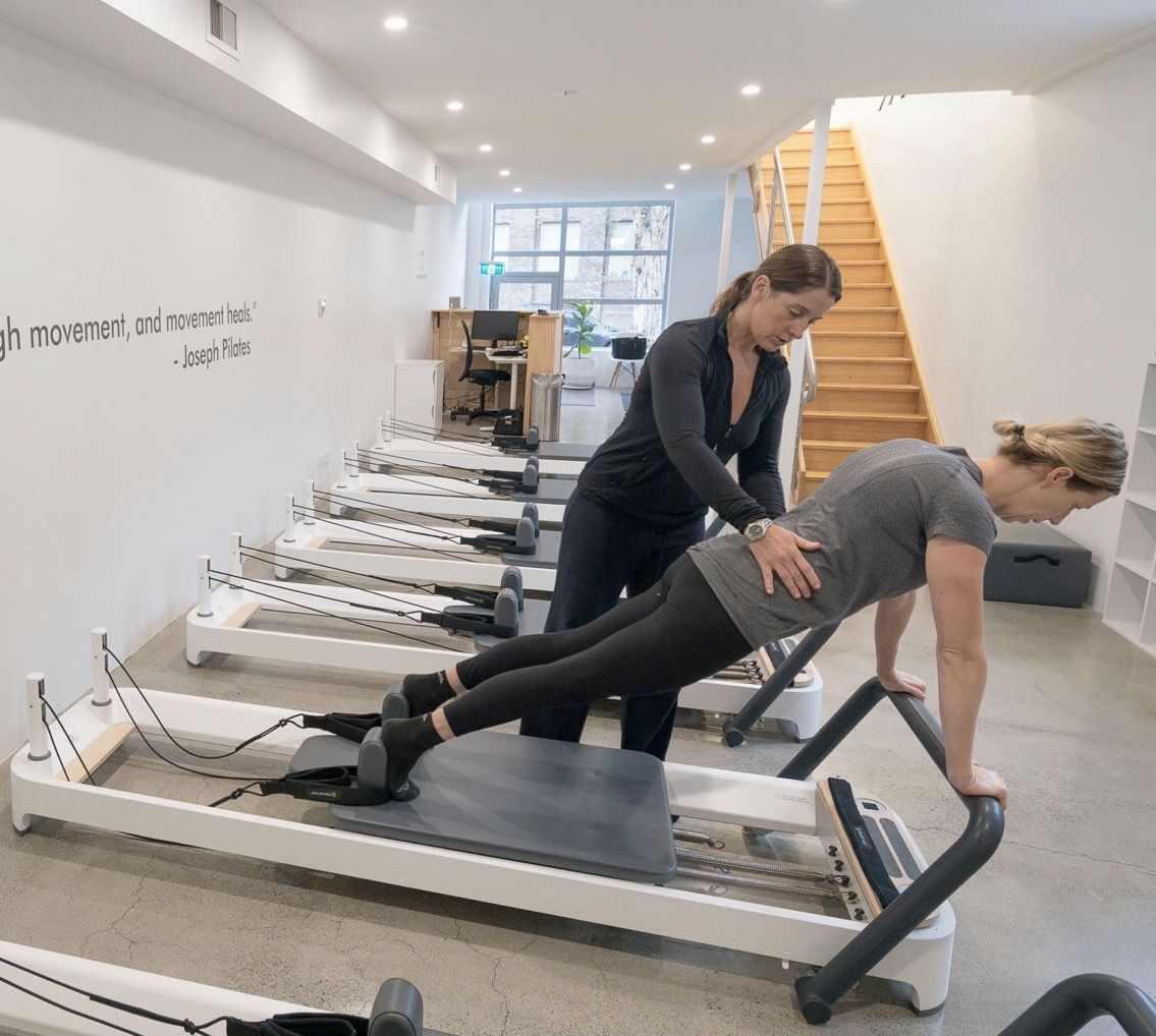 Pilates for   Every Body - With Kate Thompson