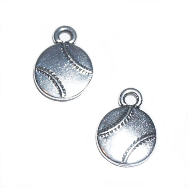 Baseball Charm: Perfect to add to your favorite Lizzy James Wrap!
